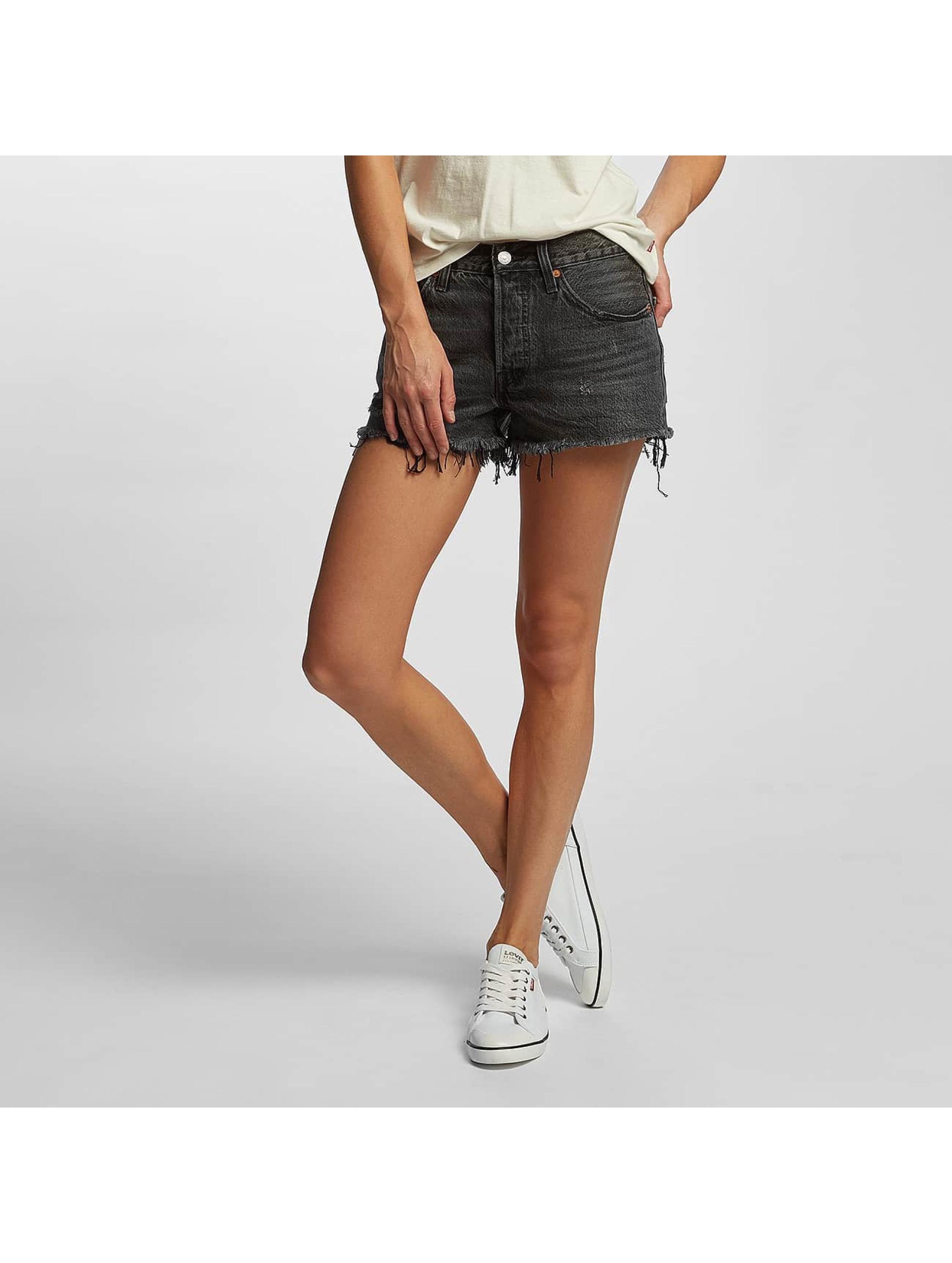 Shorts 501® in schwarz
