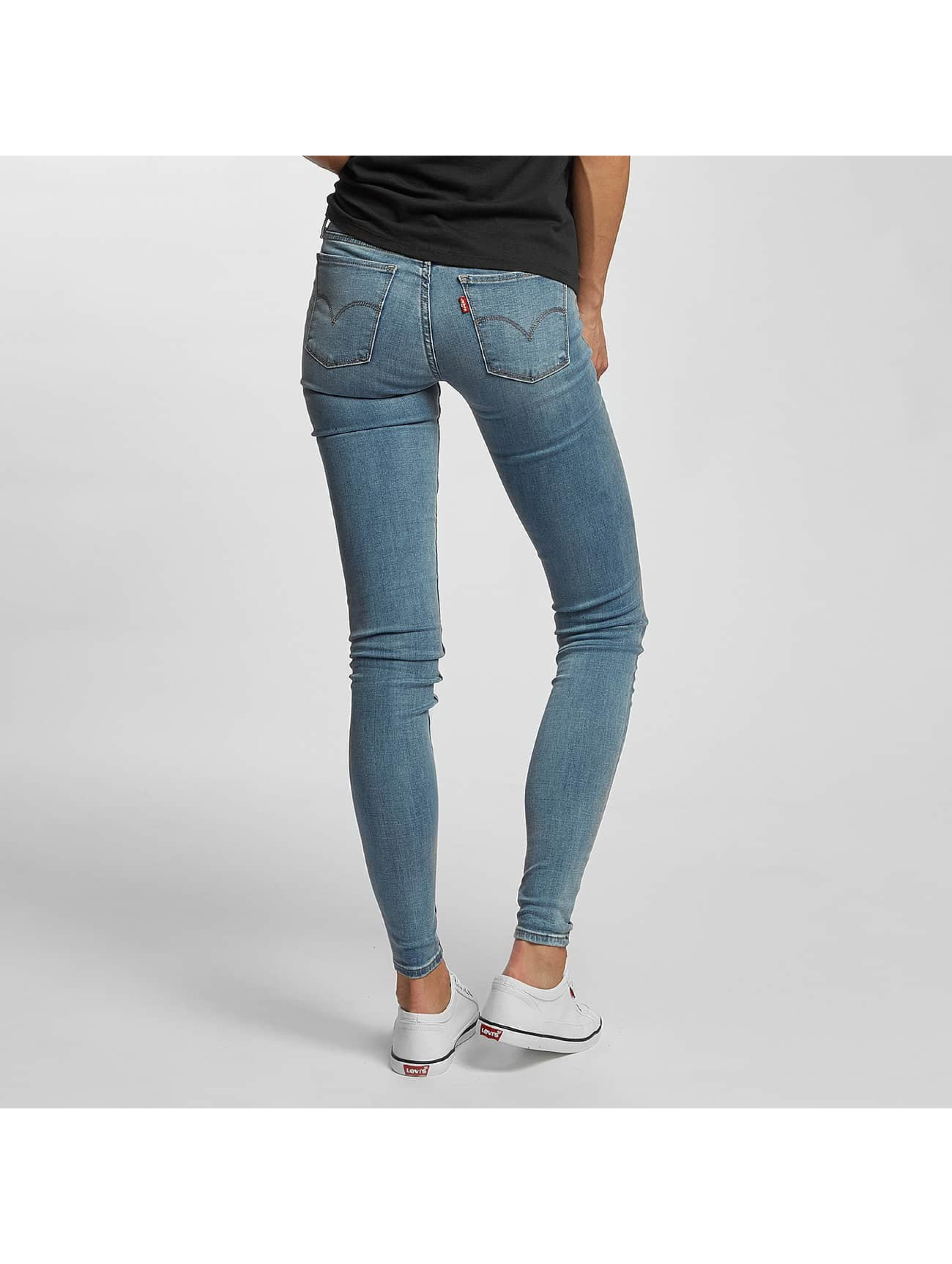 Levi's® Skinny Jeans Innovation 710 Super blau