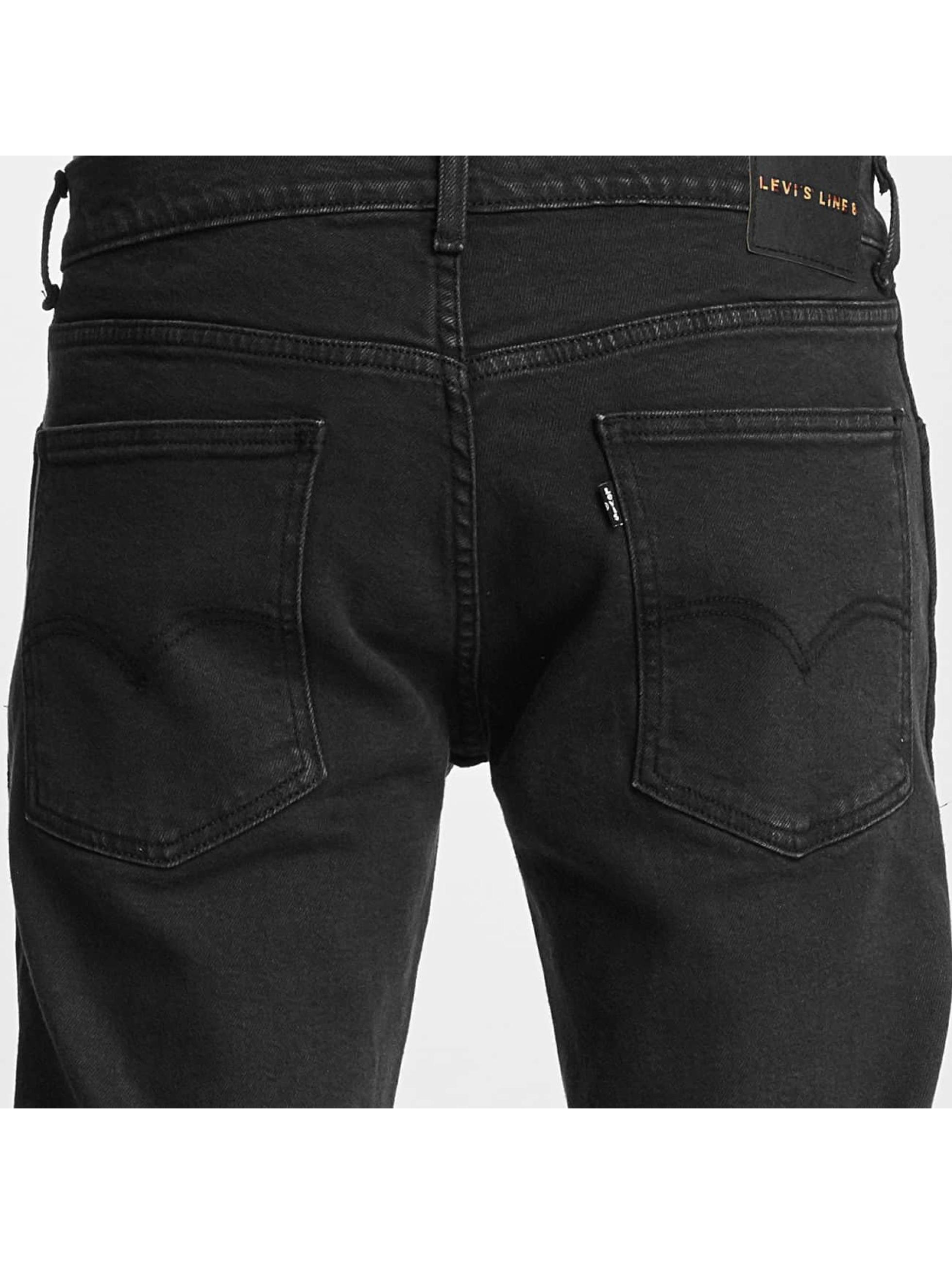 Levi's® Slim Fit Jeans L8 black