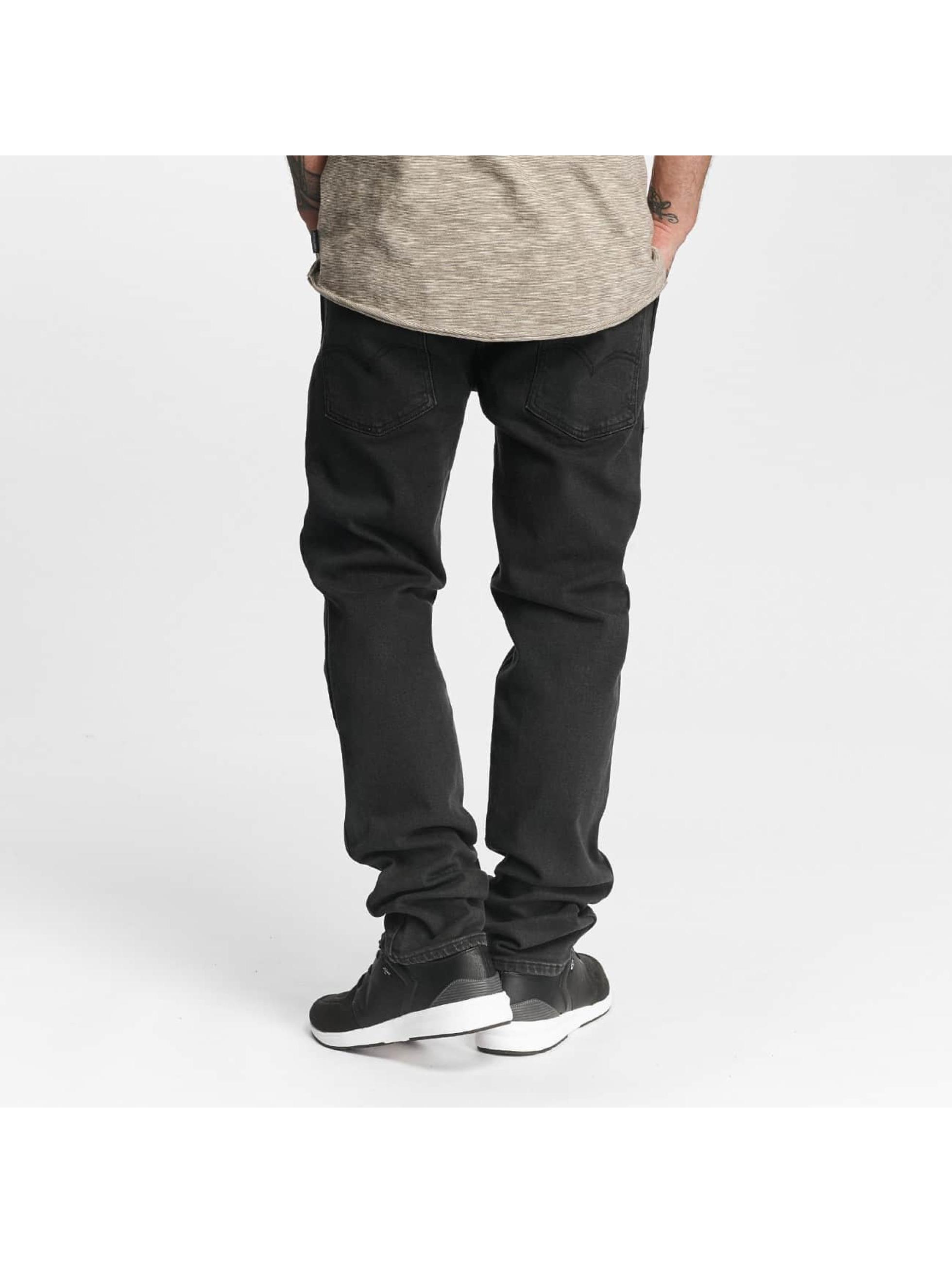 Levi's® Slim Fit Jeans L8 schwarz