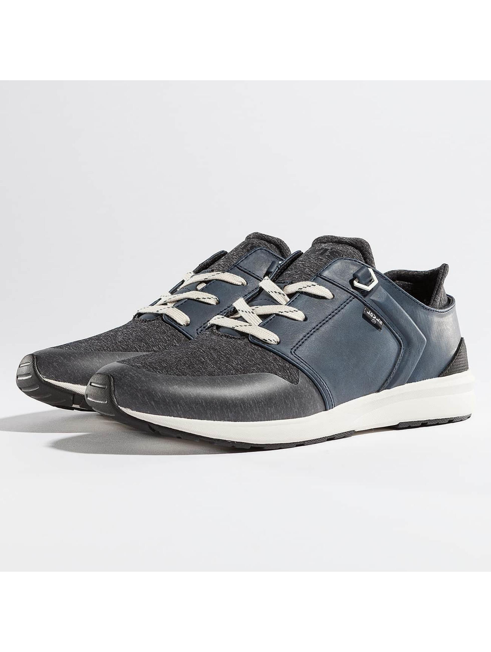 Sneaker Black Tab Runner in blau