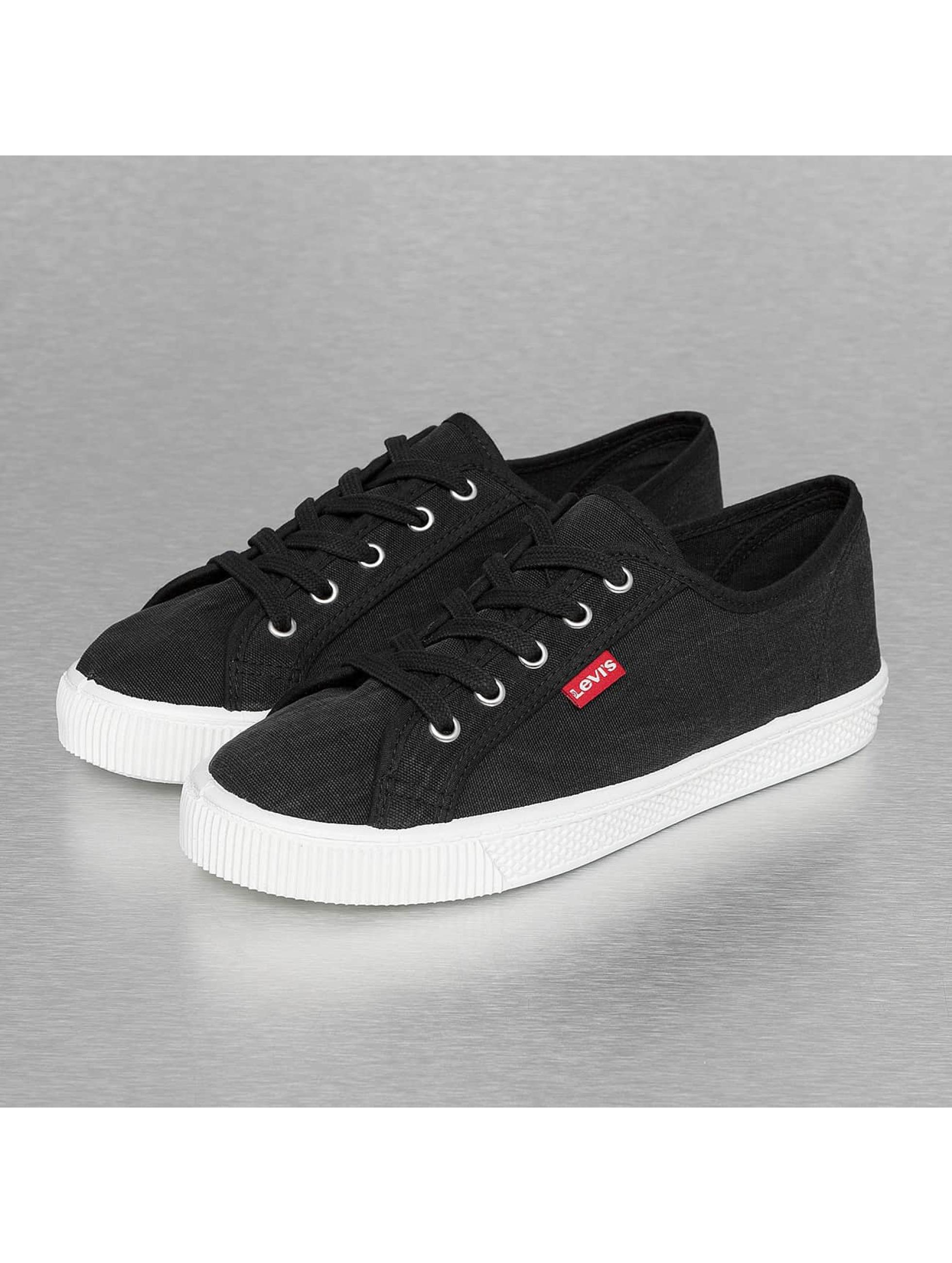 Sneaker Malibu in schwarz