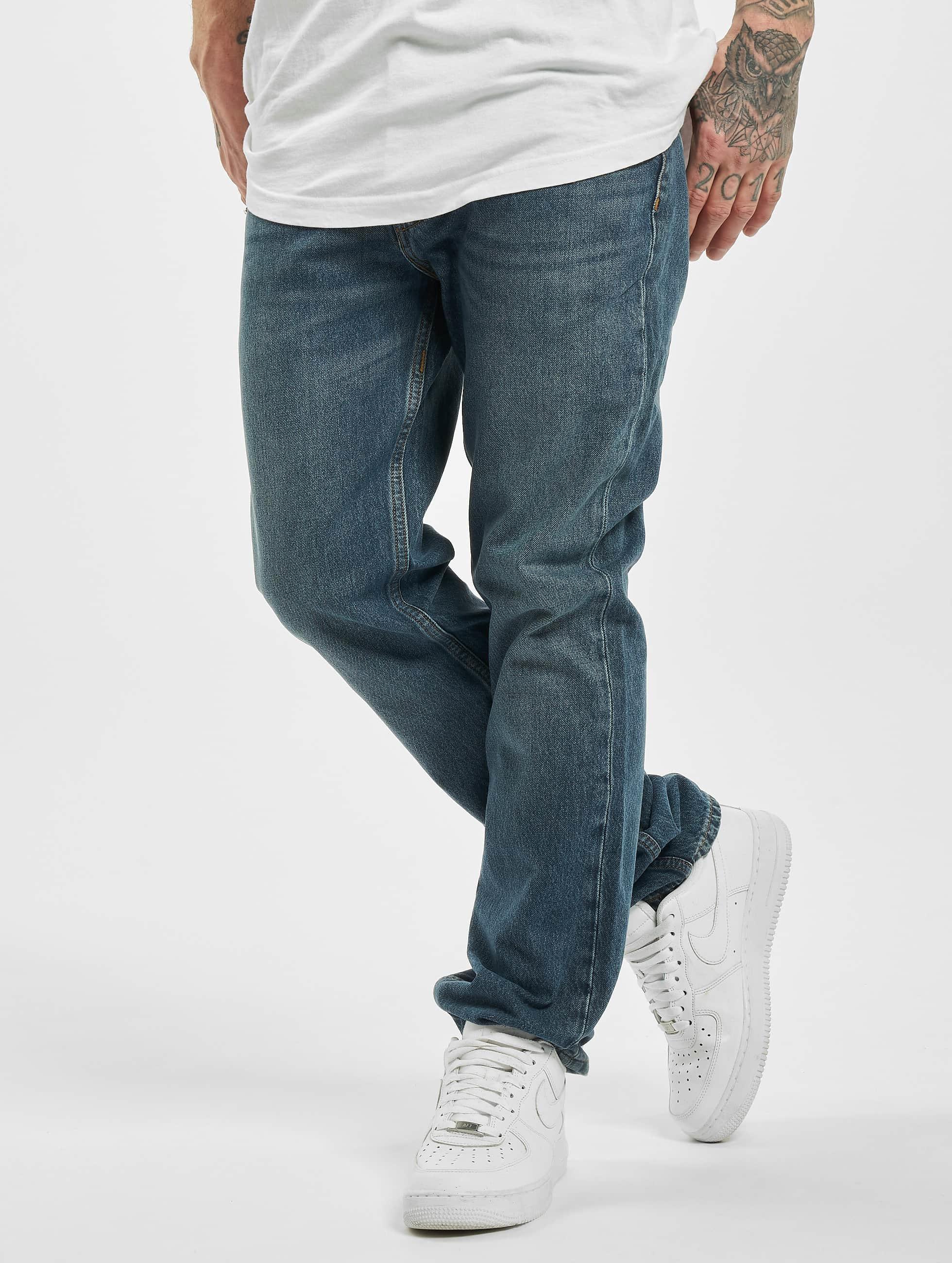 Levi's Skate 511 Slim 5 Pocket Jeans voor Heren Blauw