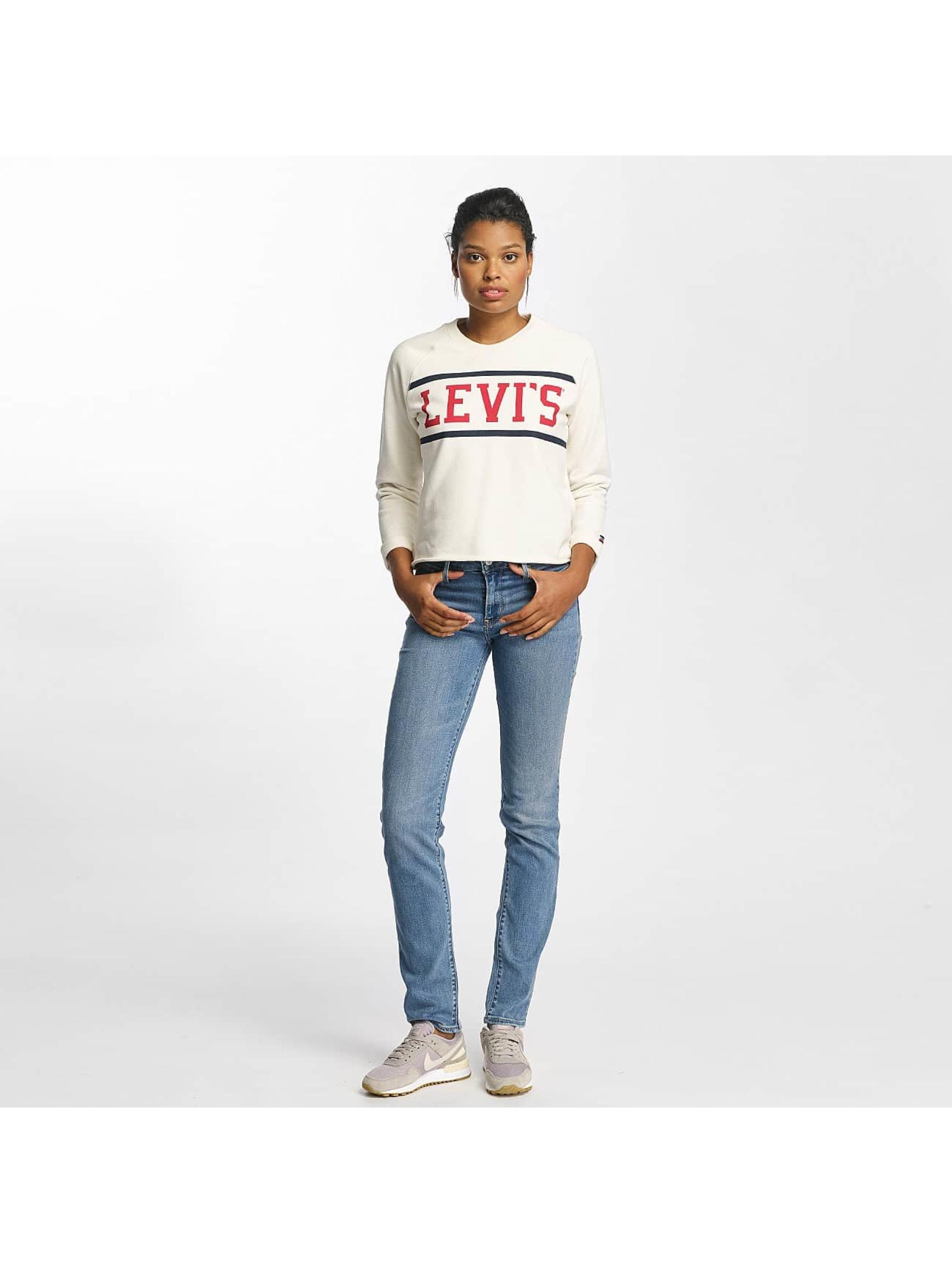 Levi's® Sweat & Pull Raw Graphic blanc
