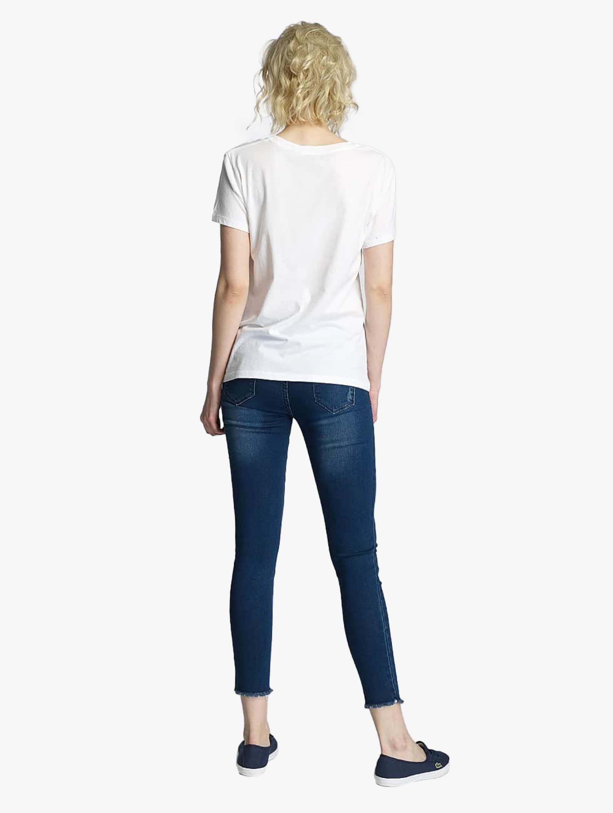 levi 39 s perfect blanc femme t shirt levi 39 s acheter pas. Black Bedroom Furniture Sets. Home Design Ideas