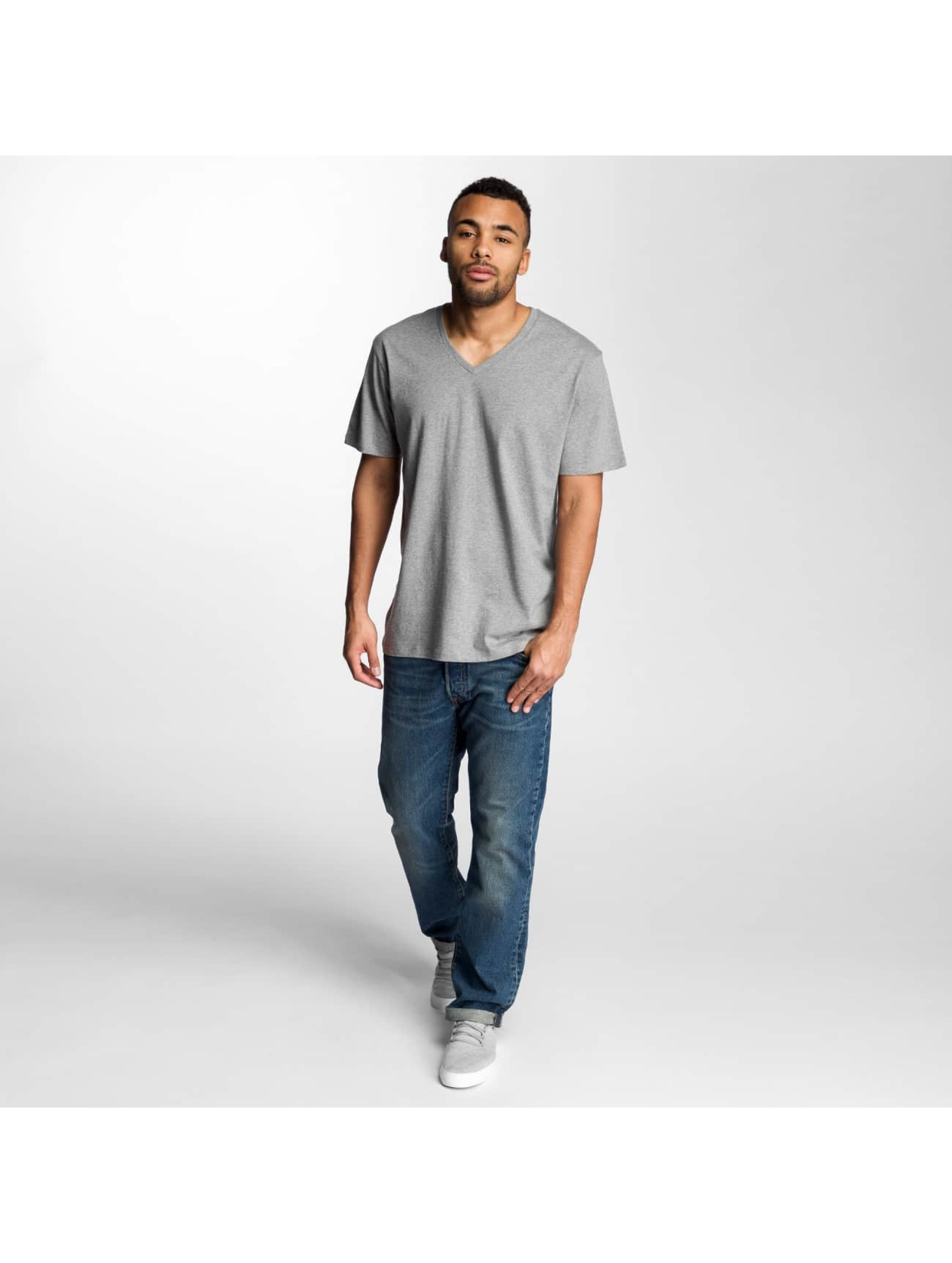 levi 39 s v neck gris homme t shirt levi 39 s acheter pas cher haut 347792. Black Bedroom Furniture Sets. Home Design Ideas