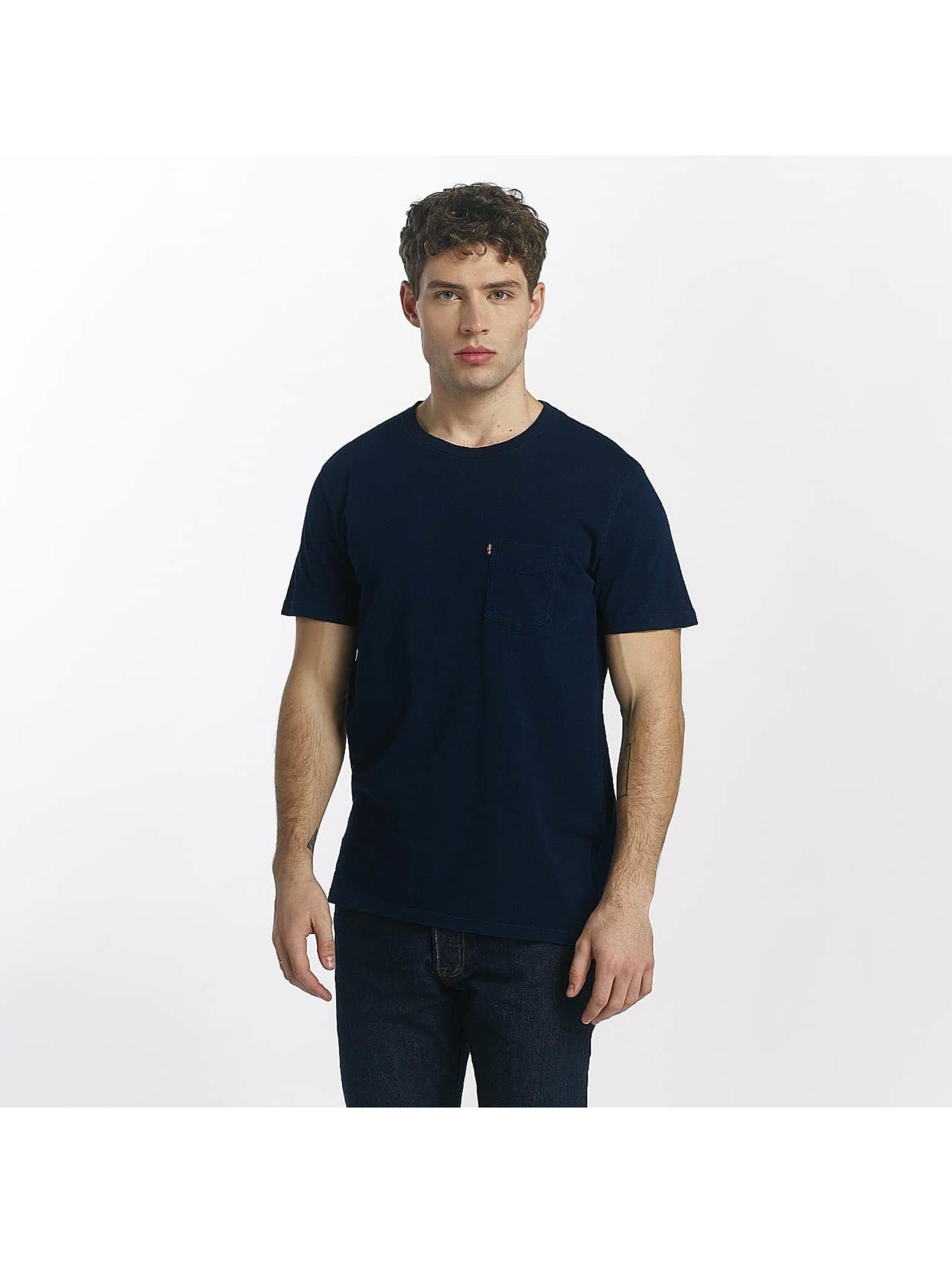 levi 39 s set in sunset pocket indigo homme t shirt levi 39 s acheter pas cher haut 438008. Black Bedroom Furniture Sets. Home Design Ideas