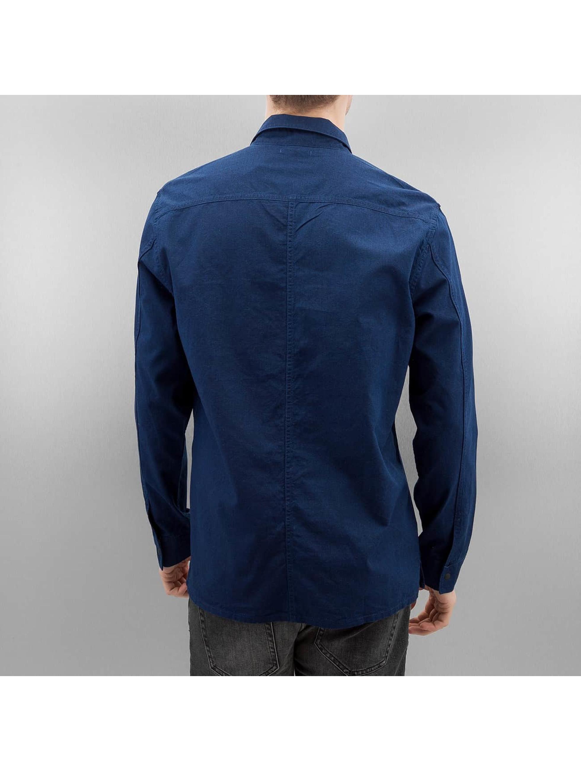 levi 39 s 8 pocket bleu homme t shirt manches longues levi 39 s acheter pas cher haut 335529. Black Bedroom Furniture Sets. Home Design Ideas