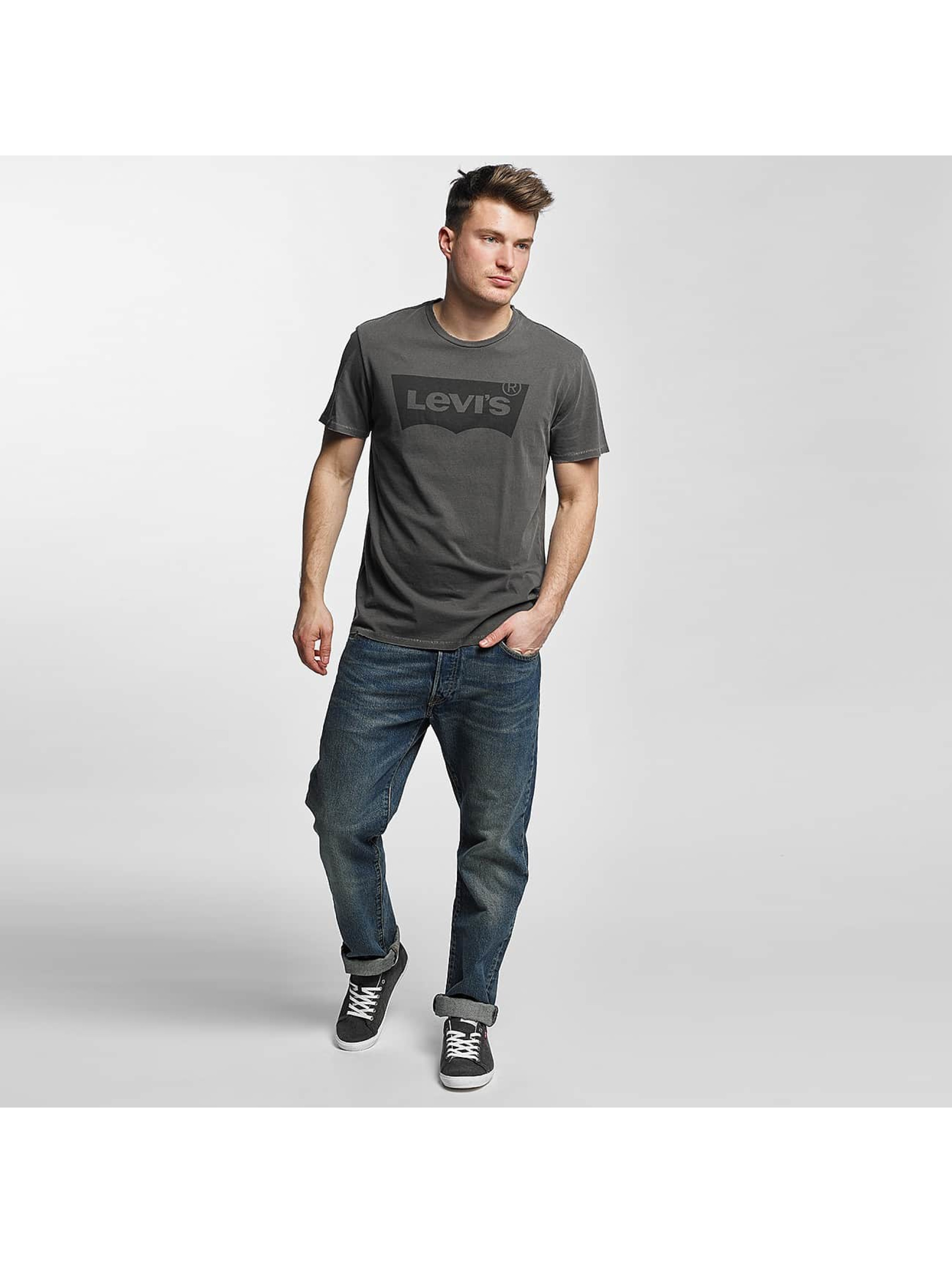 levi 39 s housemark graphic noir homme t shirt levi 39 s acheter pas cher haut 348566. Black Bedroom Furniture Sets. Home Design Ideas