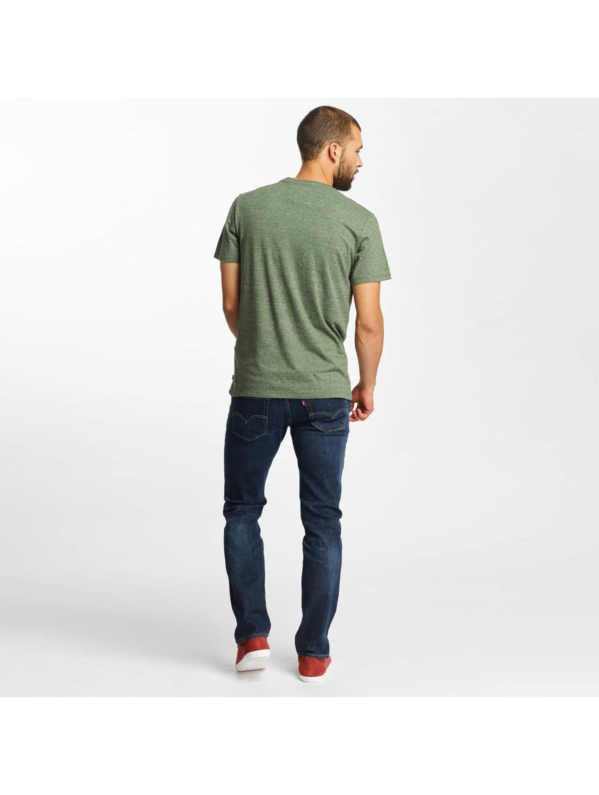 Levi's® T-Shirt Housemark Graphic olive