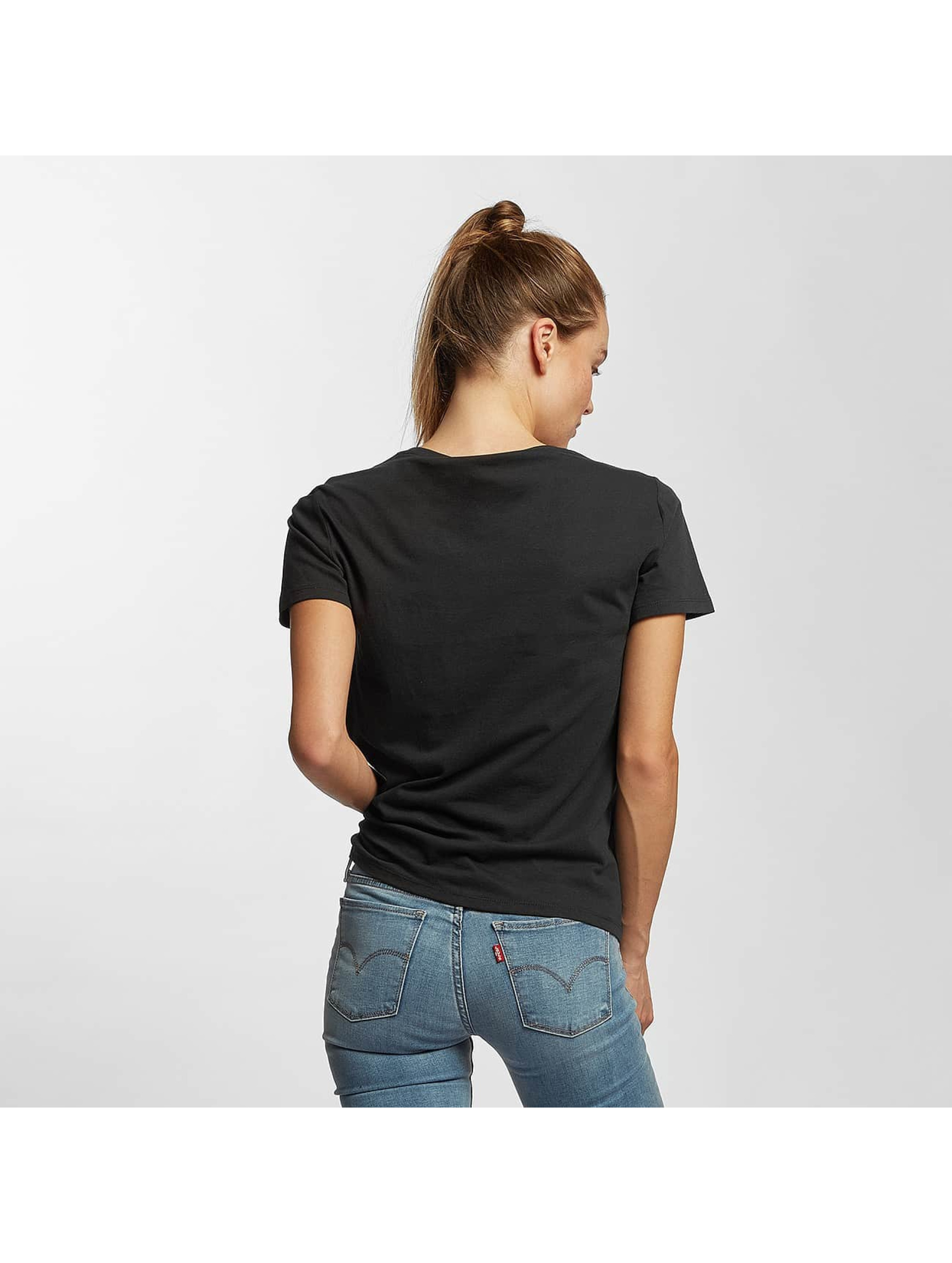 Levi's® T-Shirt Perfect Graphic Levi Strauss schwarz