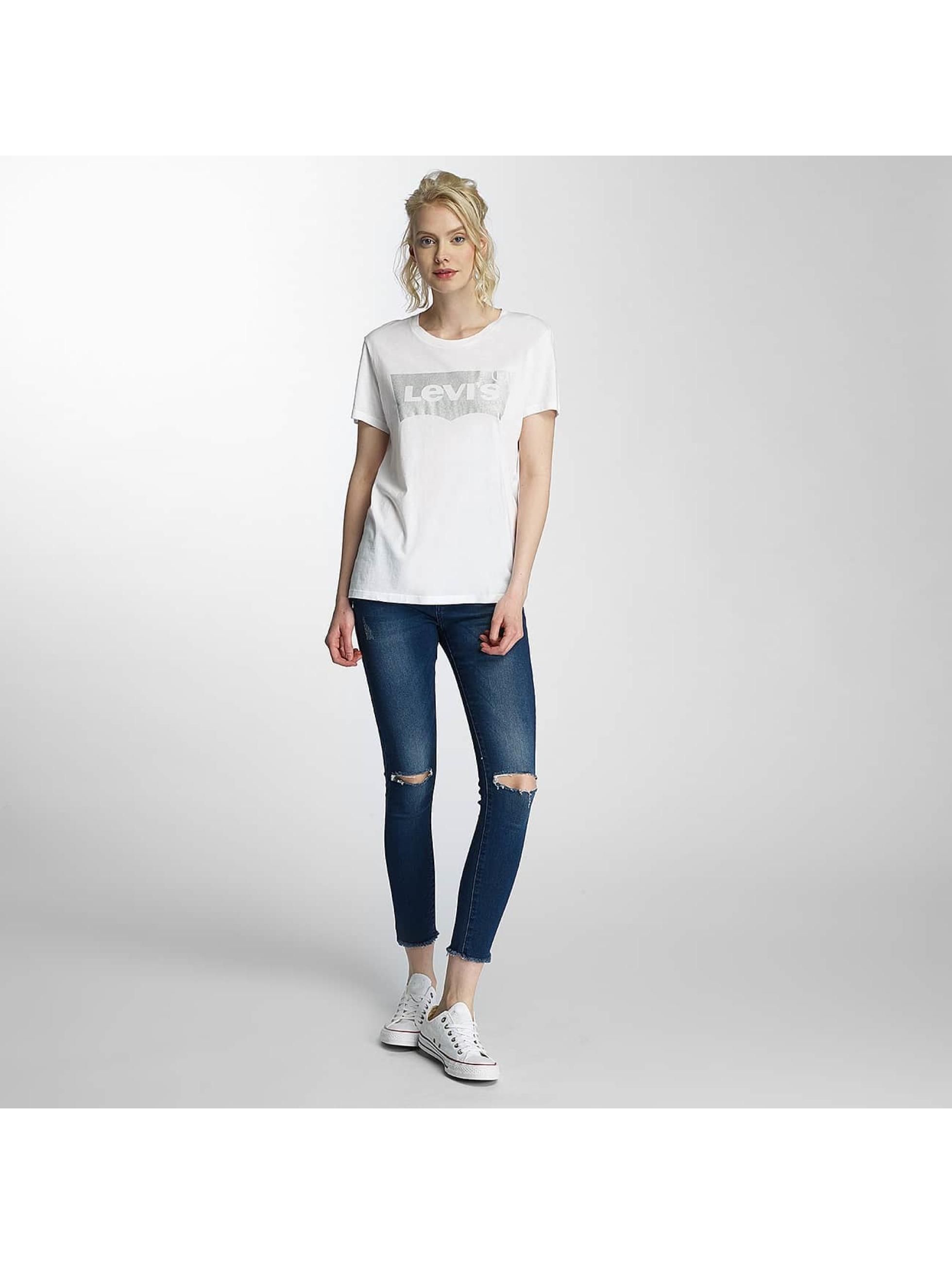 Levi's® T-Shirt Perfect weiß