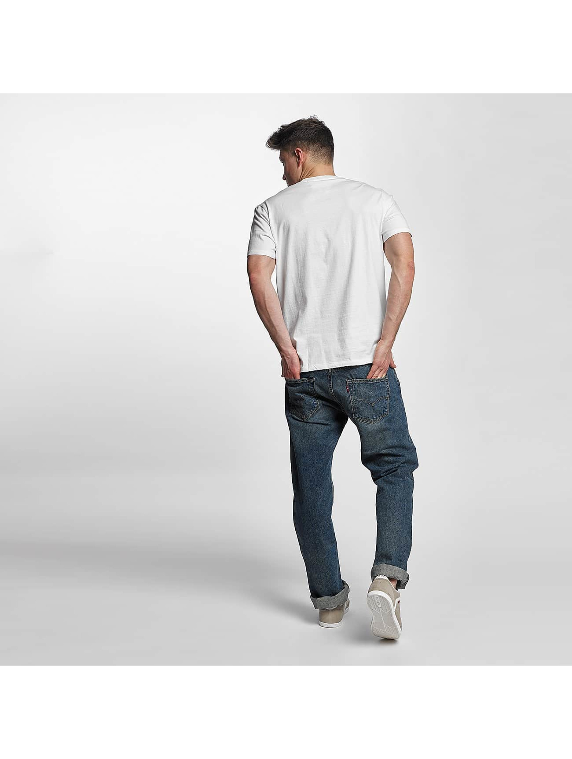 Levi's® T-Shirt Housemark Graphic white