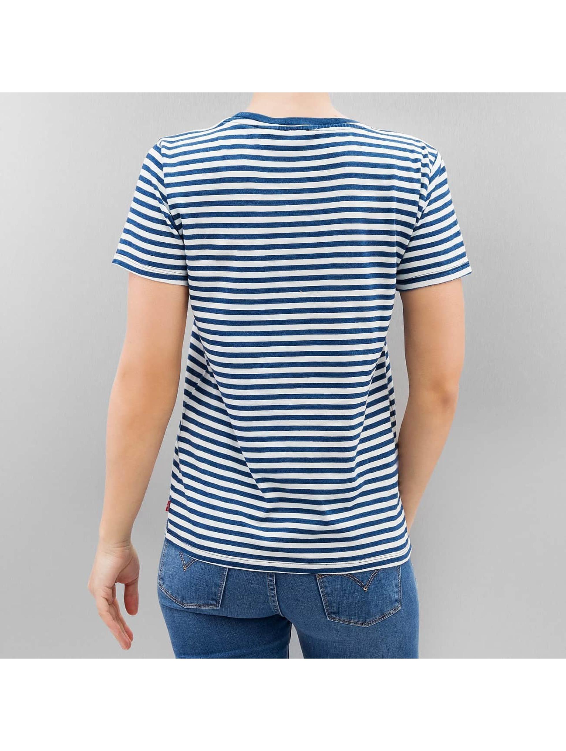 Levi's® T-Shirts Perfect Pocket mavi