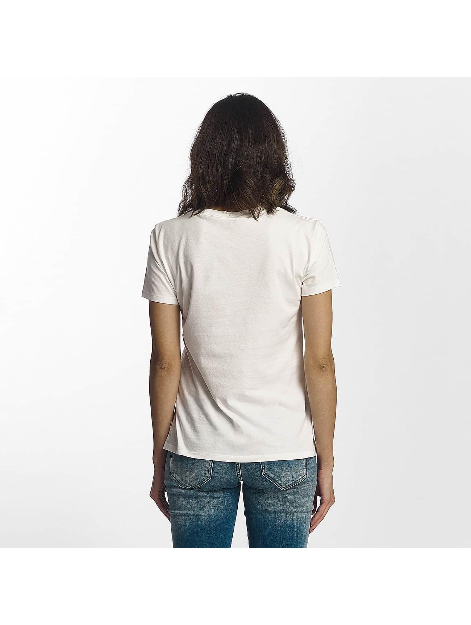 Levi's® T-Shirty Retro 501 bialy