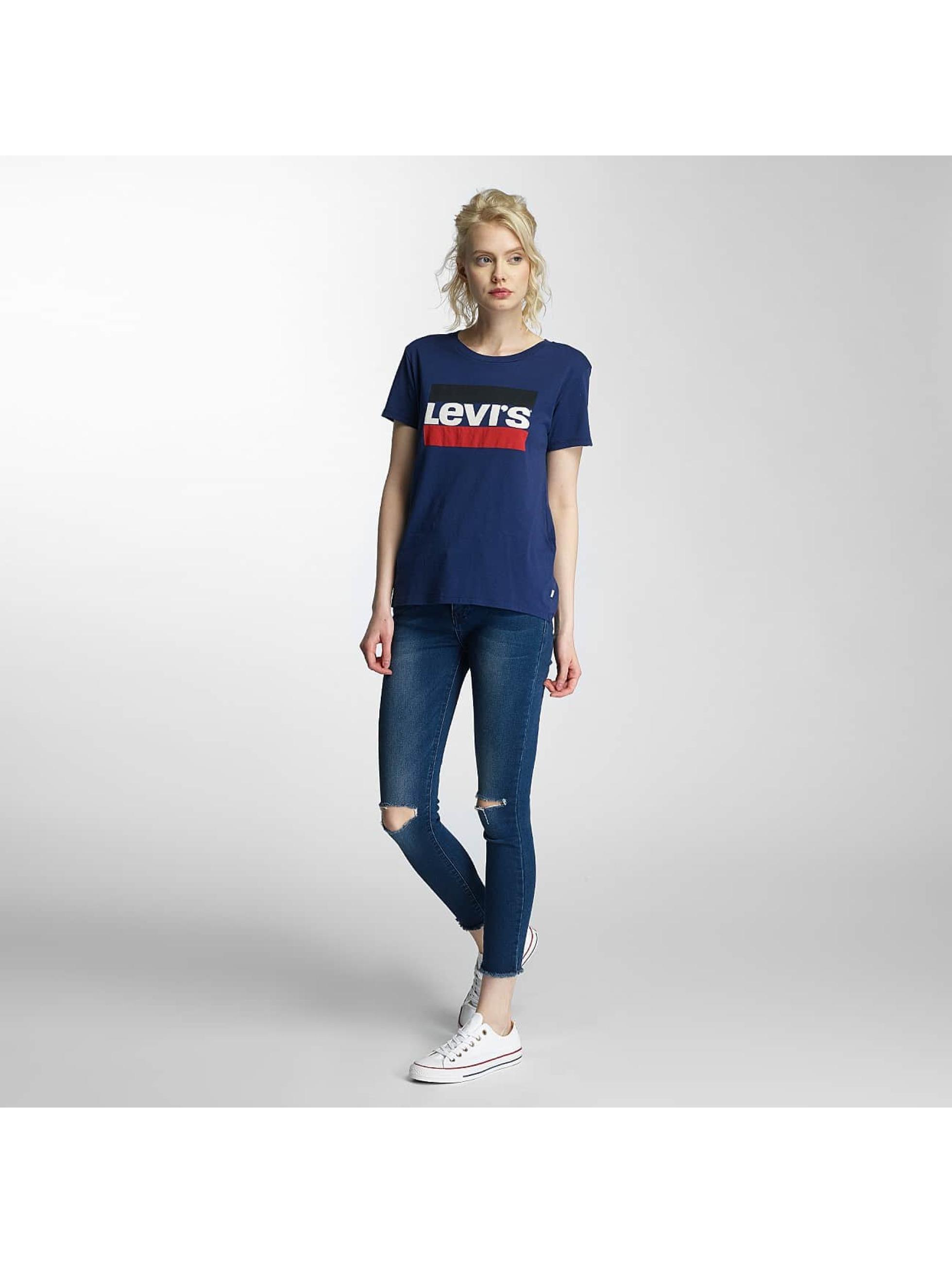 Levi's® T-skjorter Perfect blå