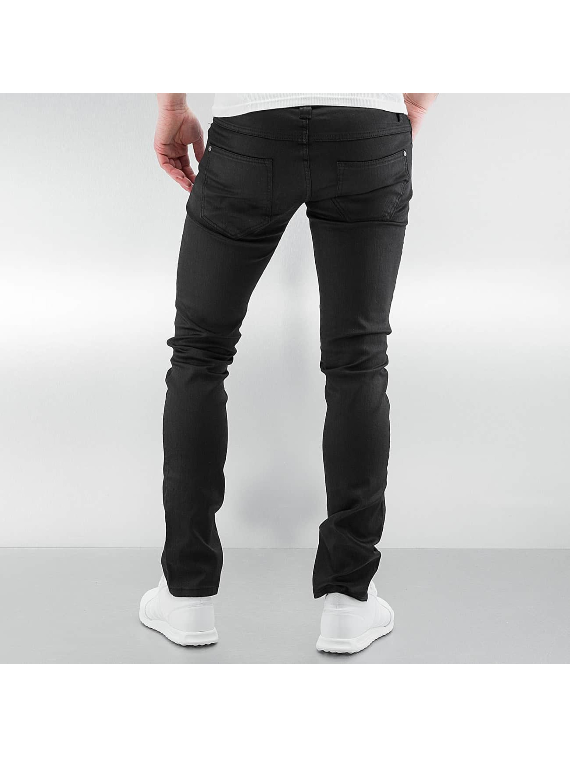 Lindbergh Úzke/Streč Stretch Slim Fit èierna