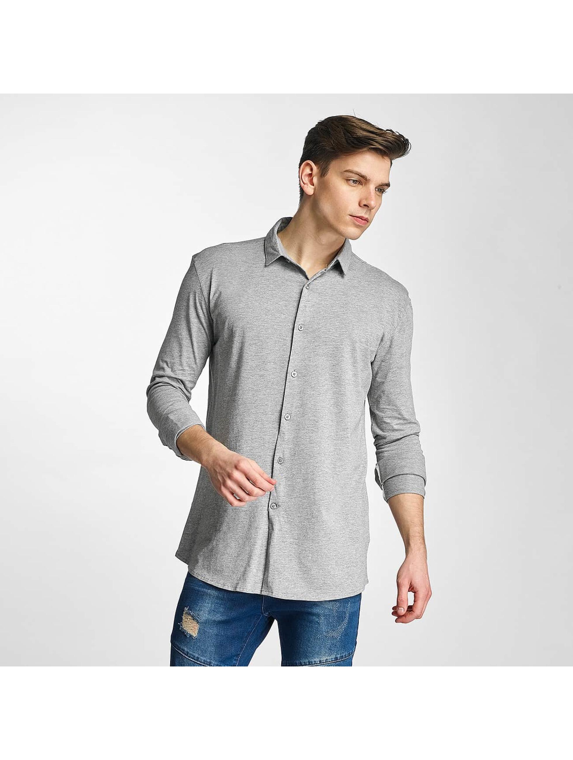Lindbergh Shirt Jersey grey