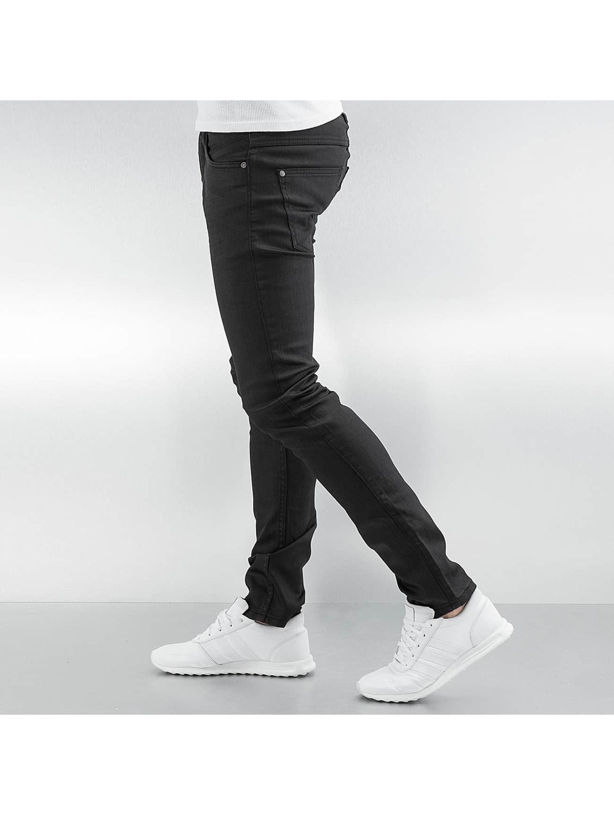 Lindbergh Skinny Jeans Stretch Slim Fit black