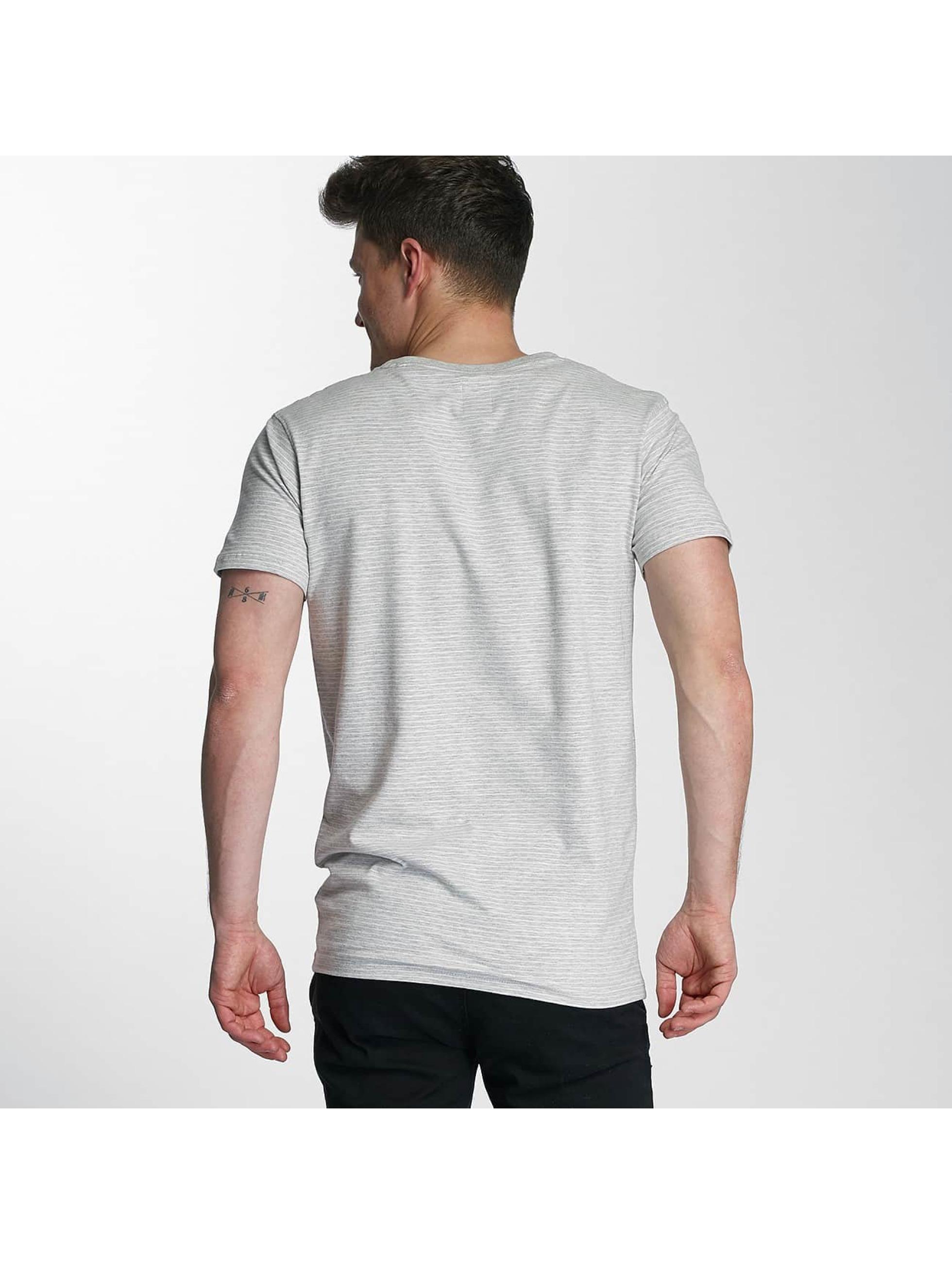 Lindbergh T-Shirt Stretch grau