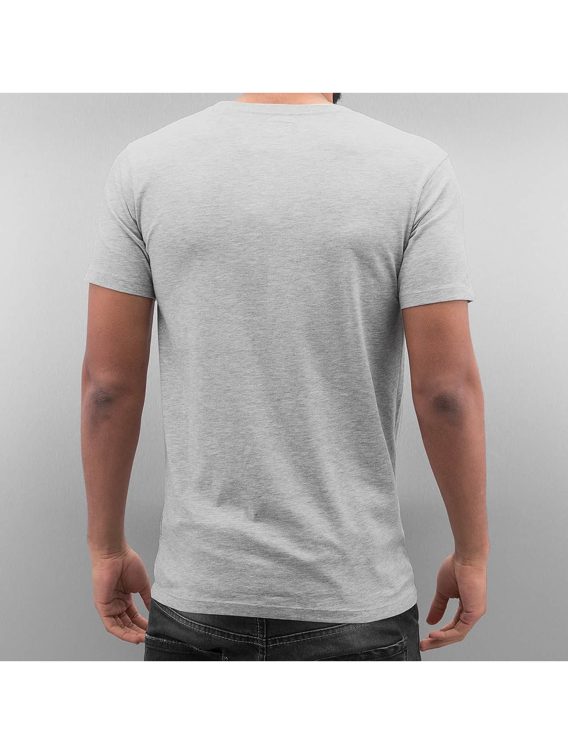 Lindbergh T-Shirt Stretch grey