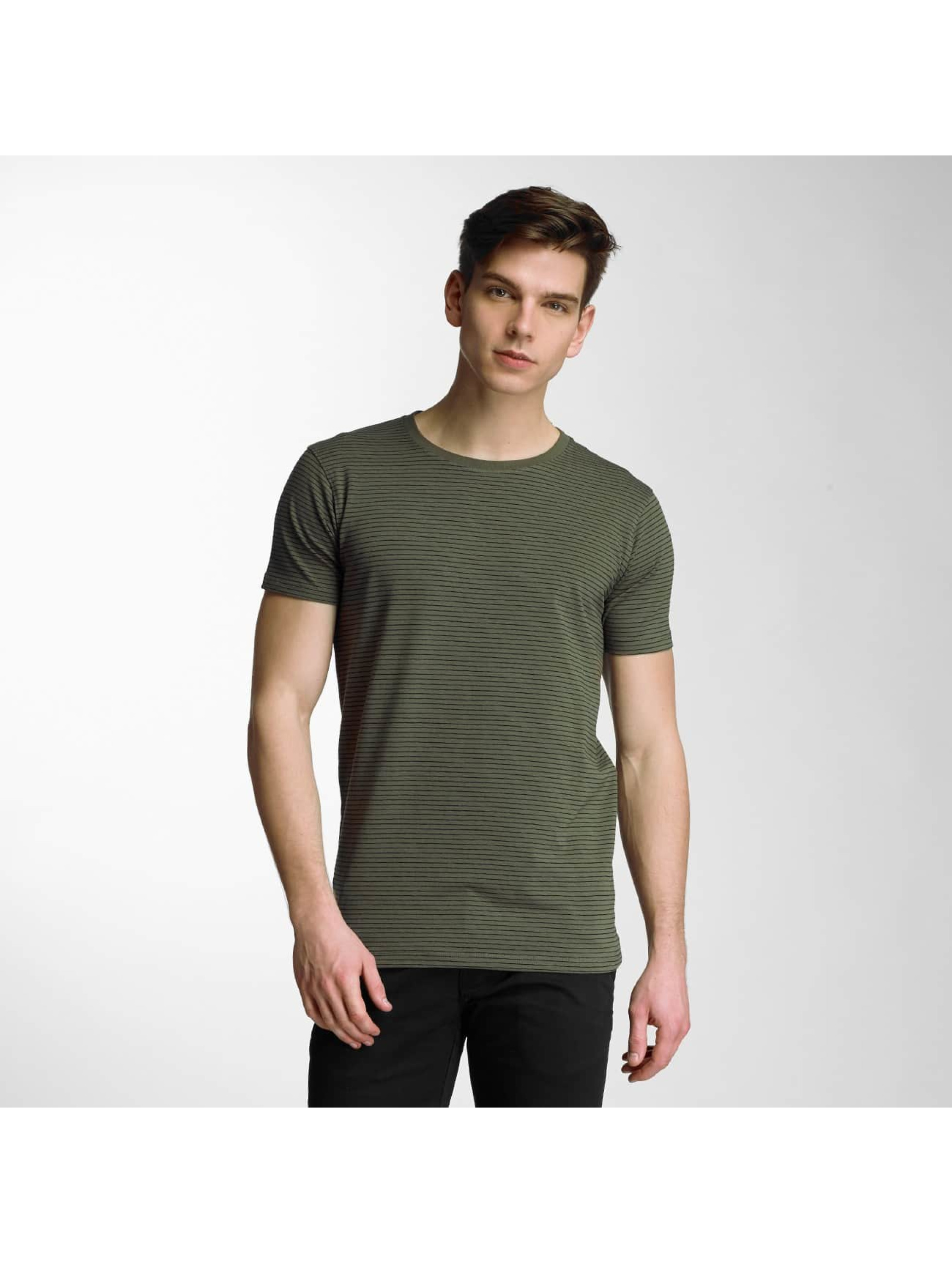 Lindbergh T-Shirt Stretch olive