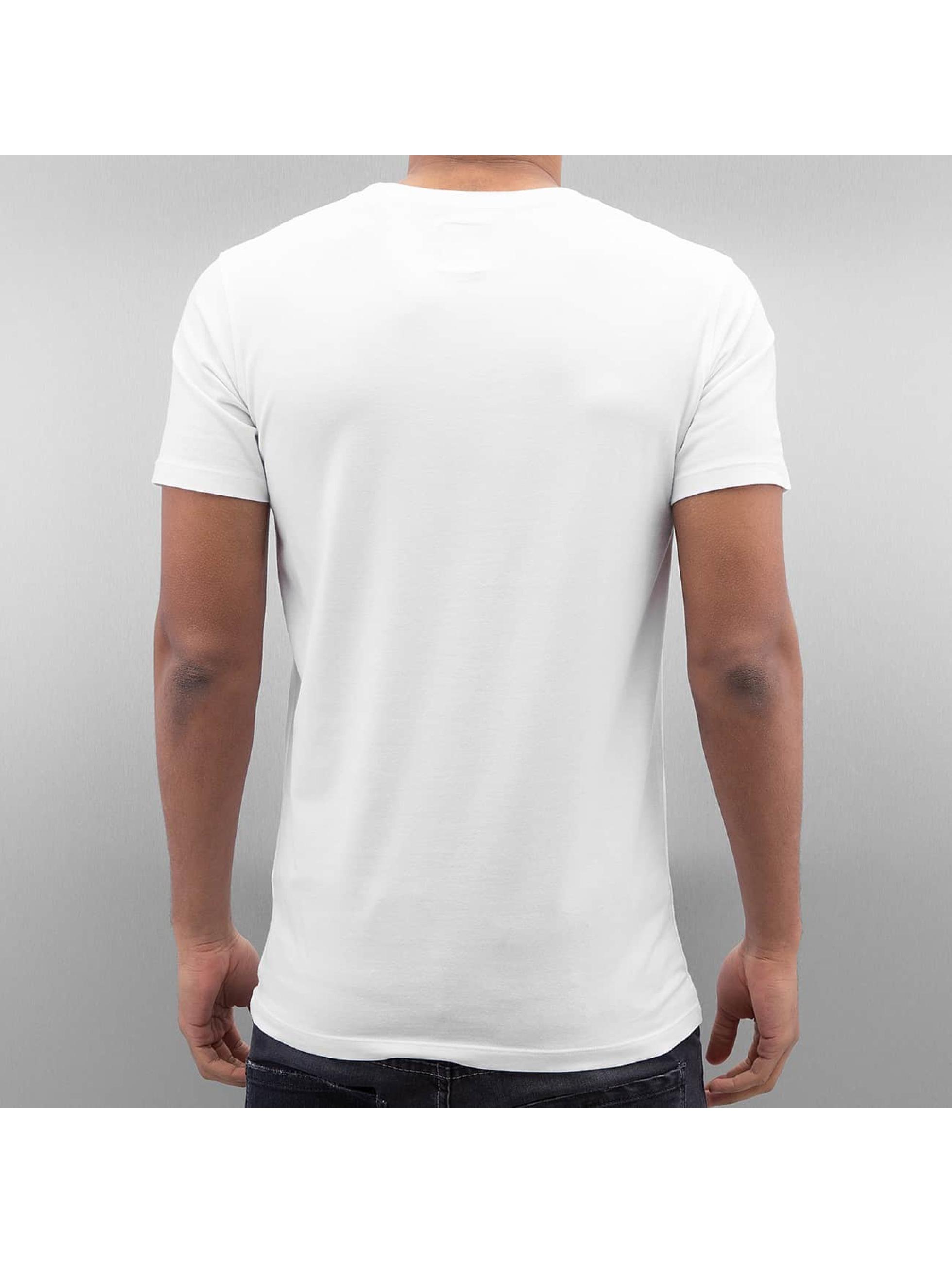 Lindbergh T-Shirt Stretch white