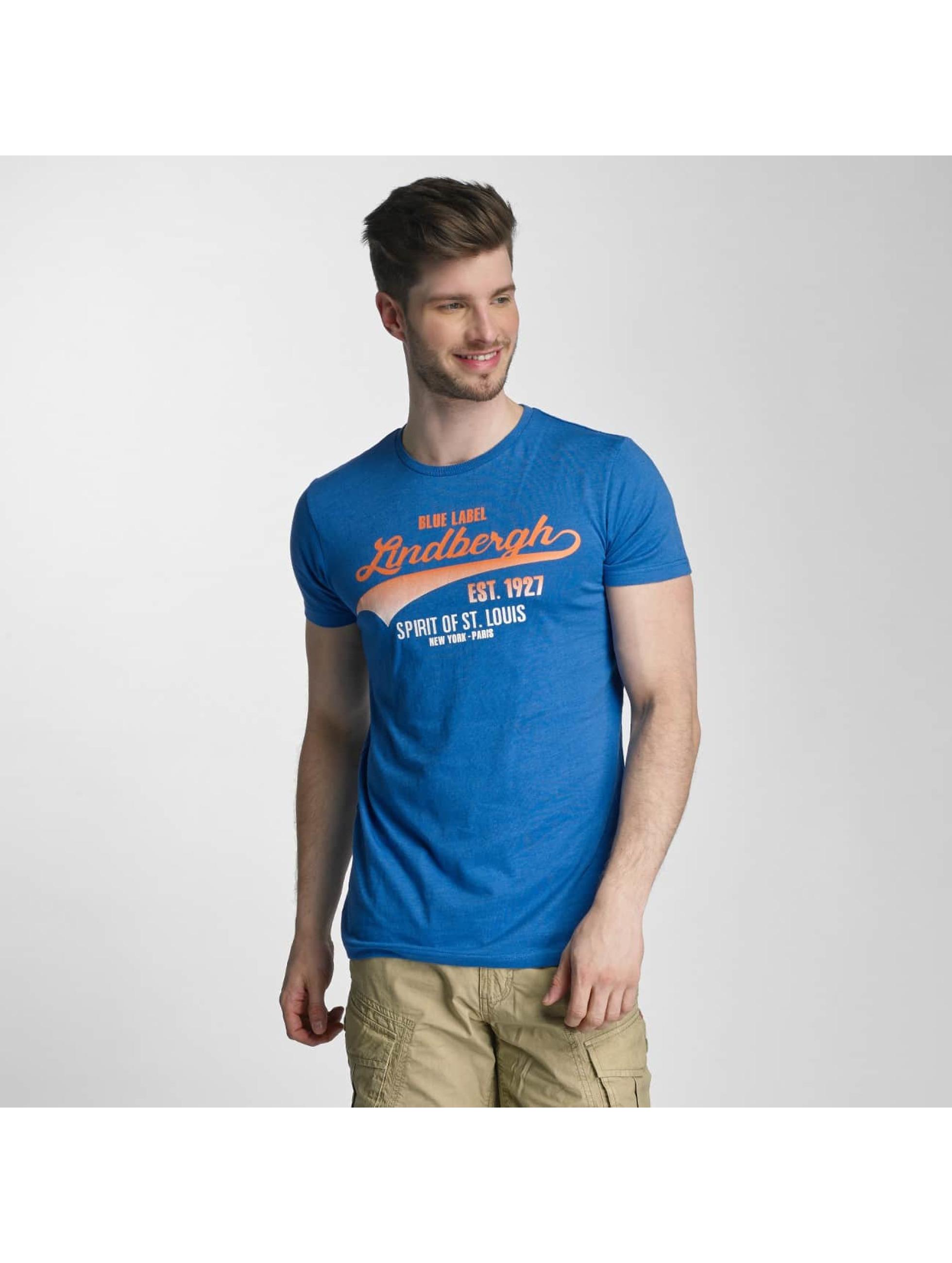Lindbergh Tričká No Plane modrá