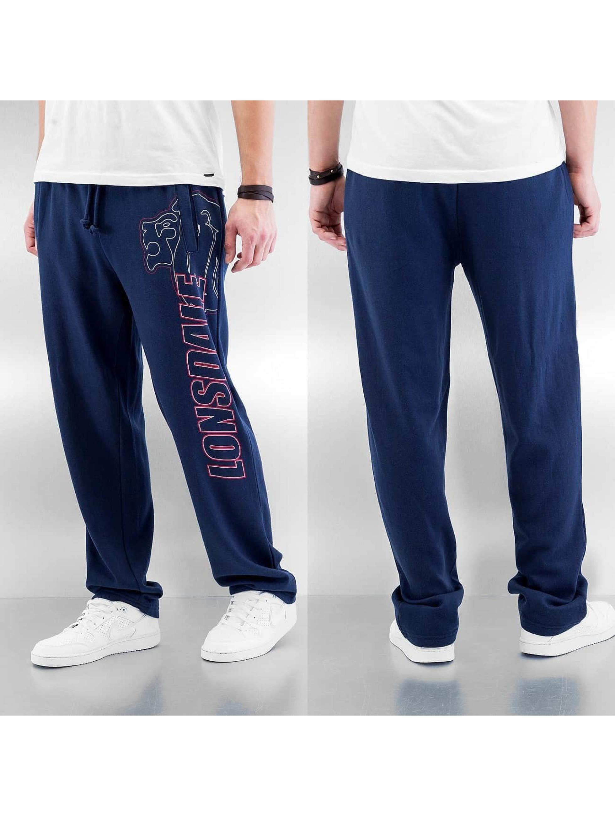 Lonsdale London Спортивные брюки Ducklington синий