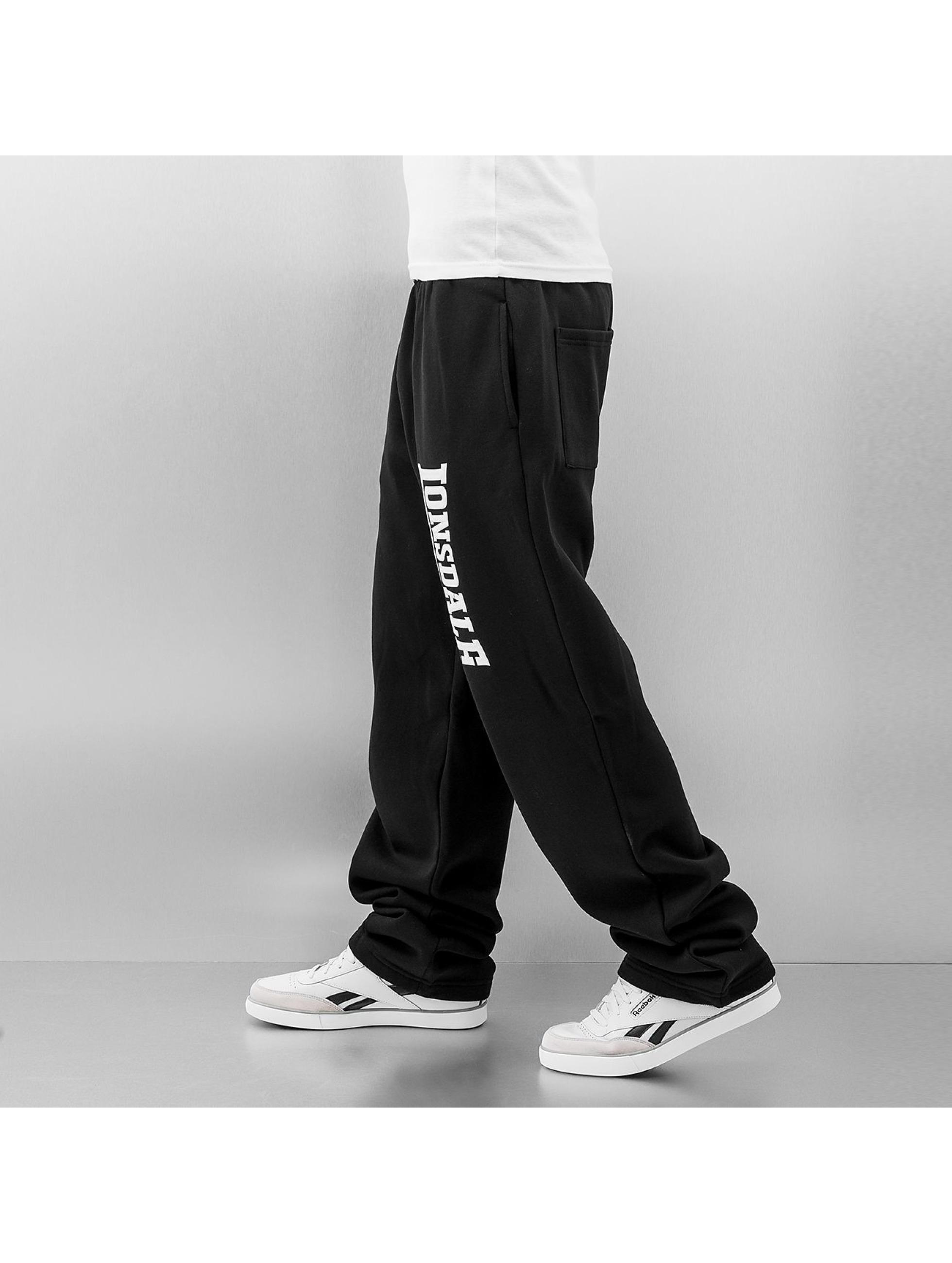 Lonsdale London Спортивные брюки Nottingham черный