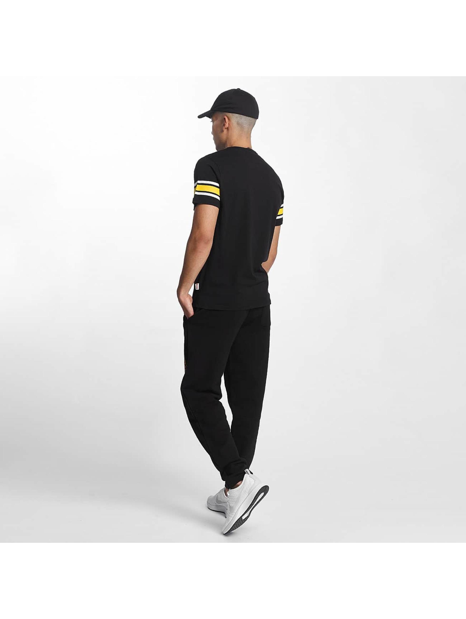 Lonsdale London Camiseta Congleton Slim Fit negro