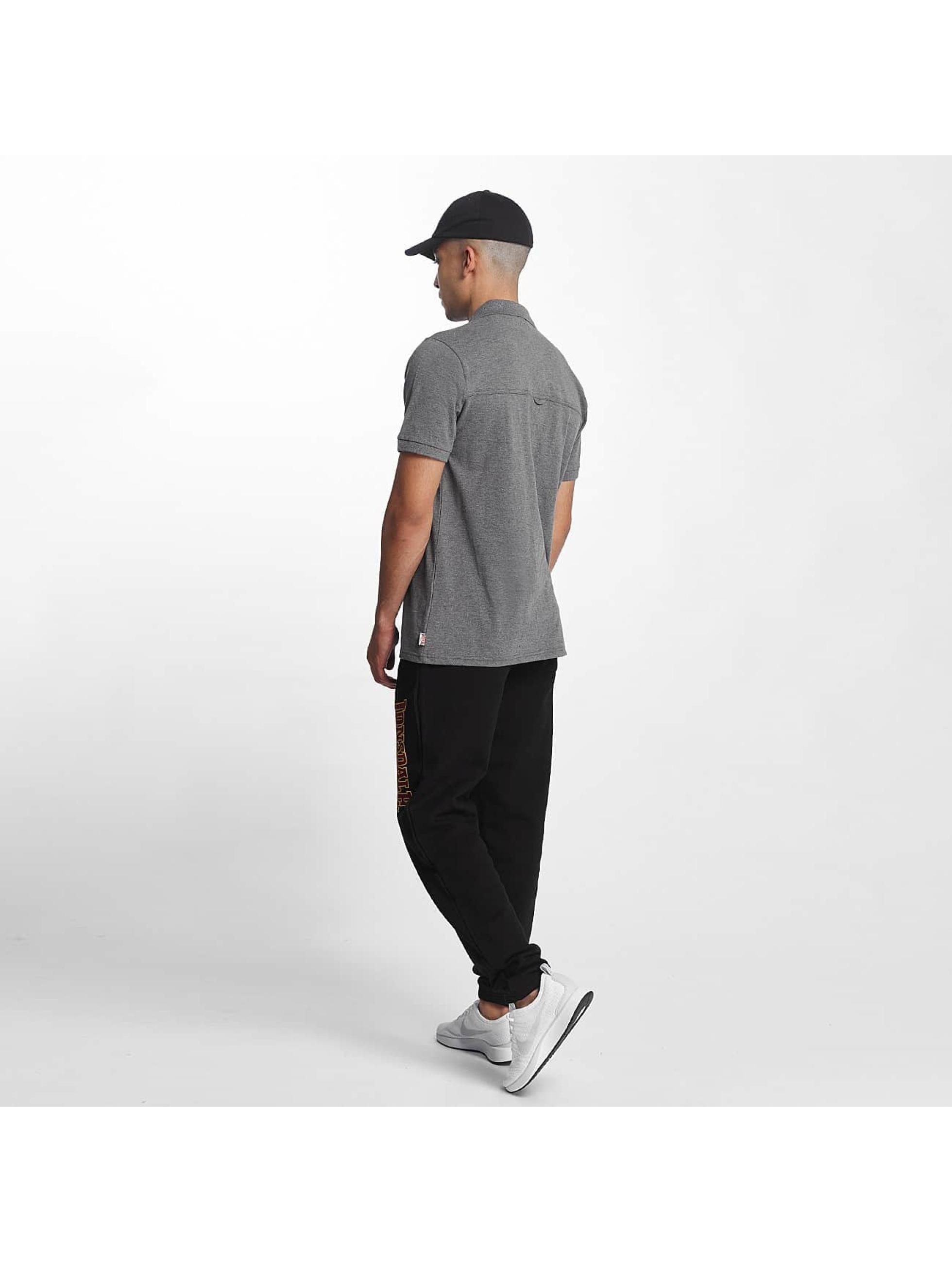 Lonsdale London Camiseta polo Dagenham Slim Fit gris