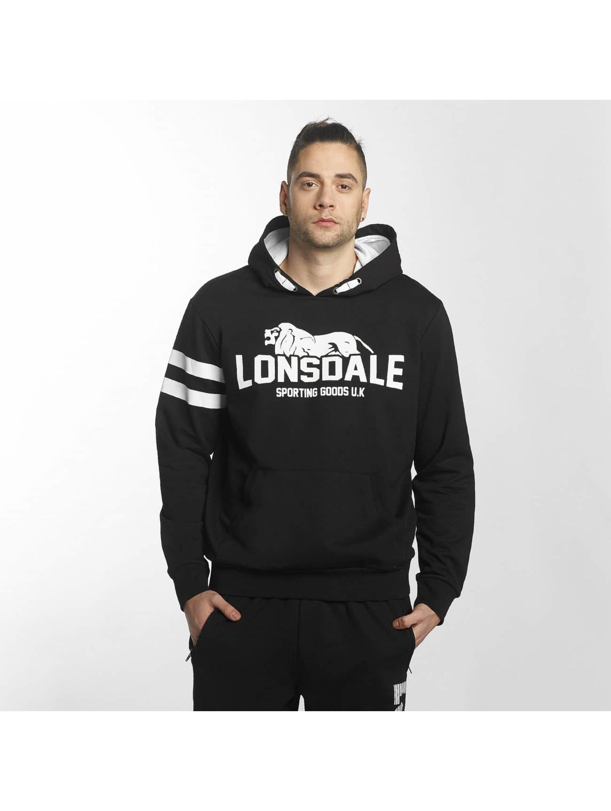 Lonsdale London Hoodie Cannock black