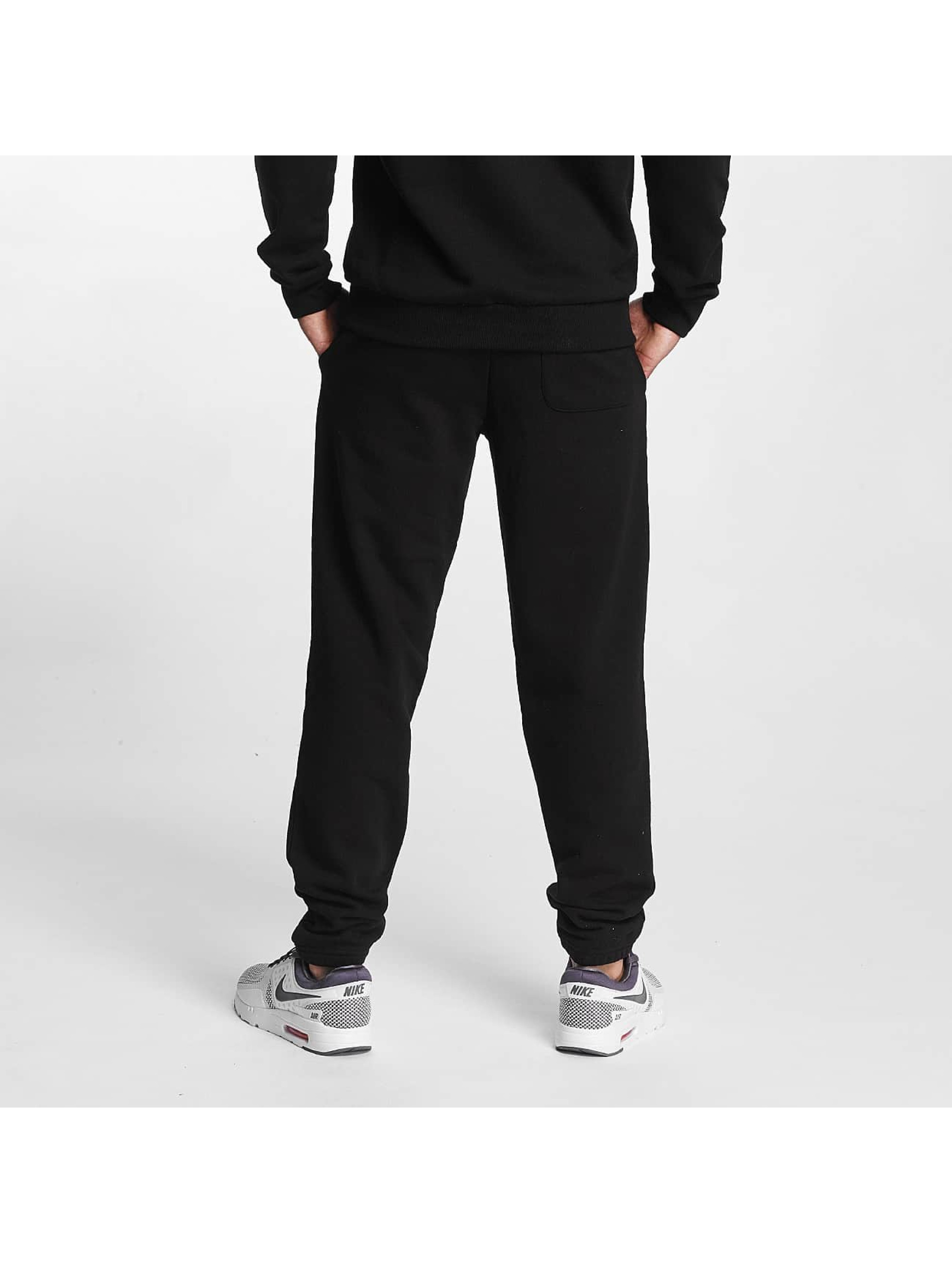 Lonsdale London joggingbroek Goole zwart