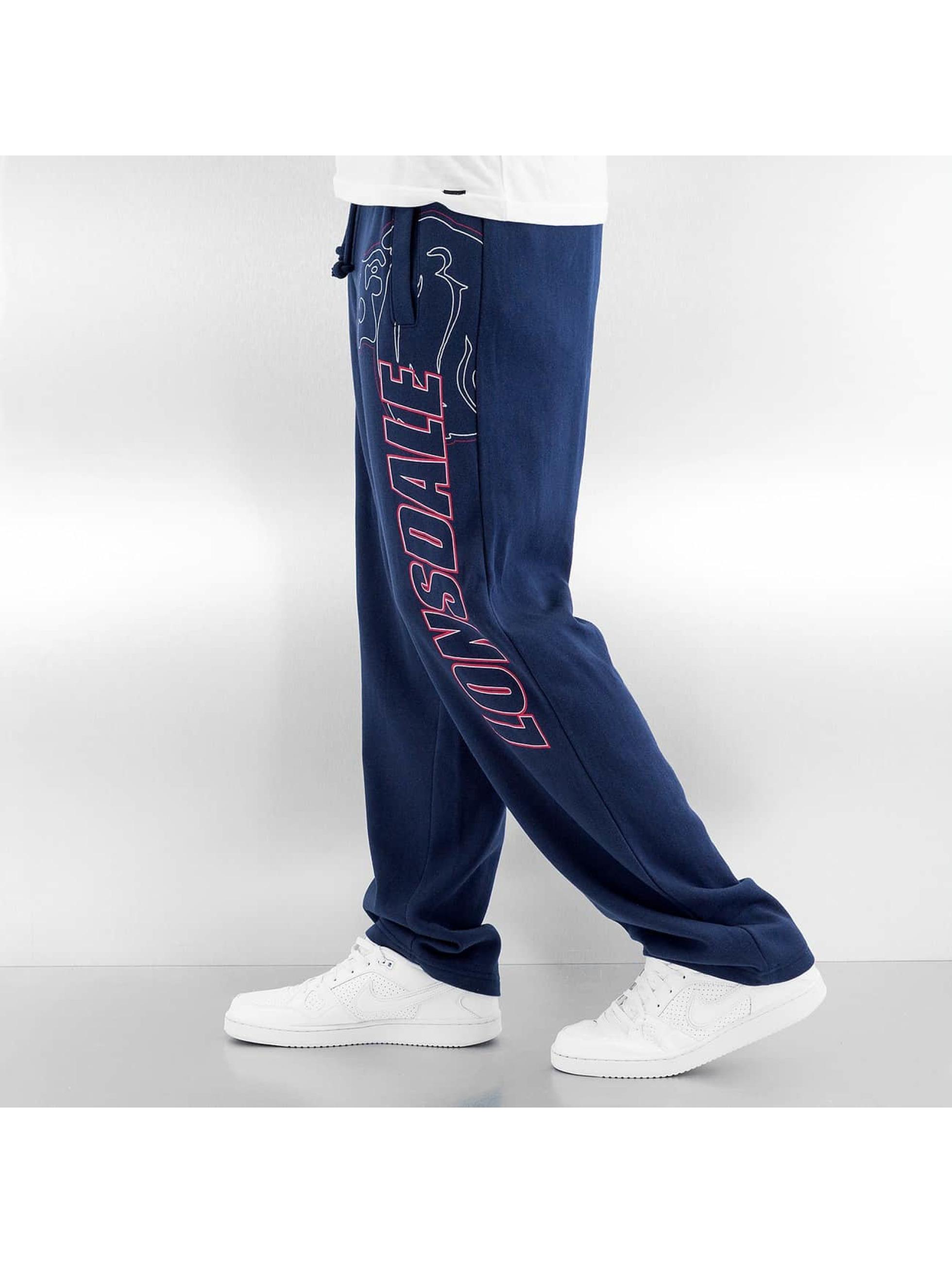 Lonsdale London Jogginghose Ducklington blau