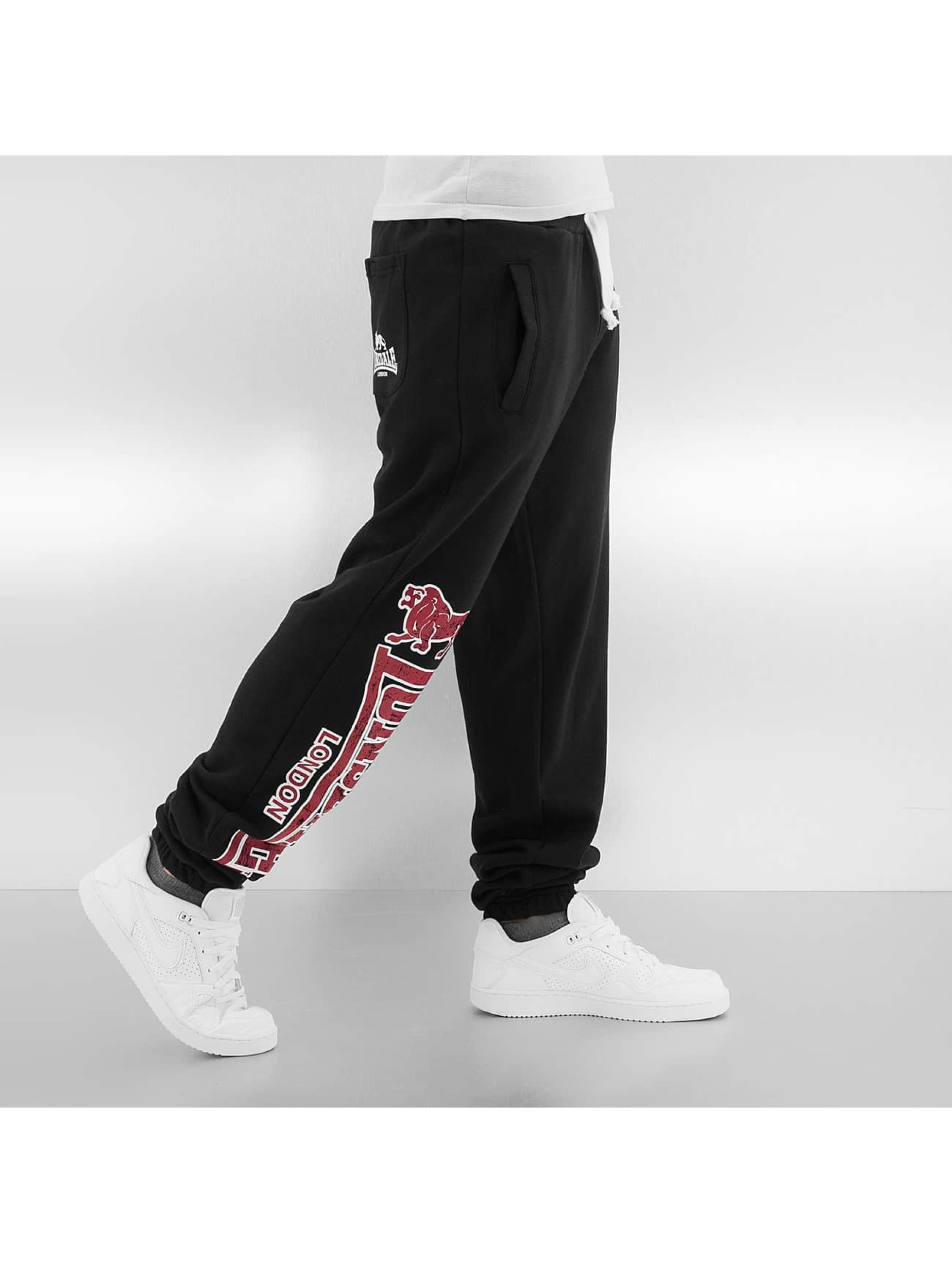 Lonsdale London Jogginghose London Willingham schwarz
