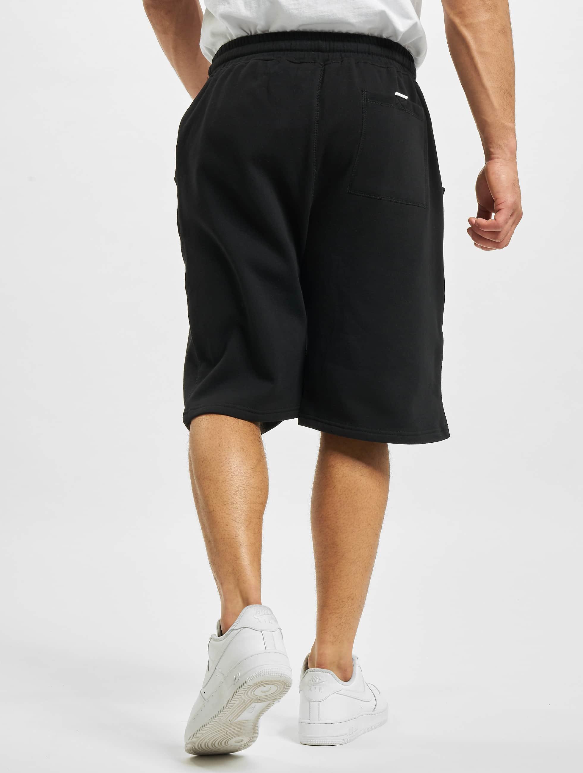 Lonsdale London Shorts Sidemouth schwarz