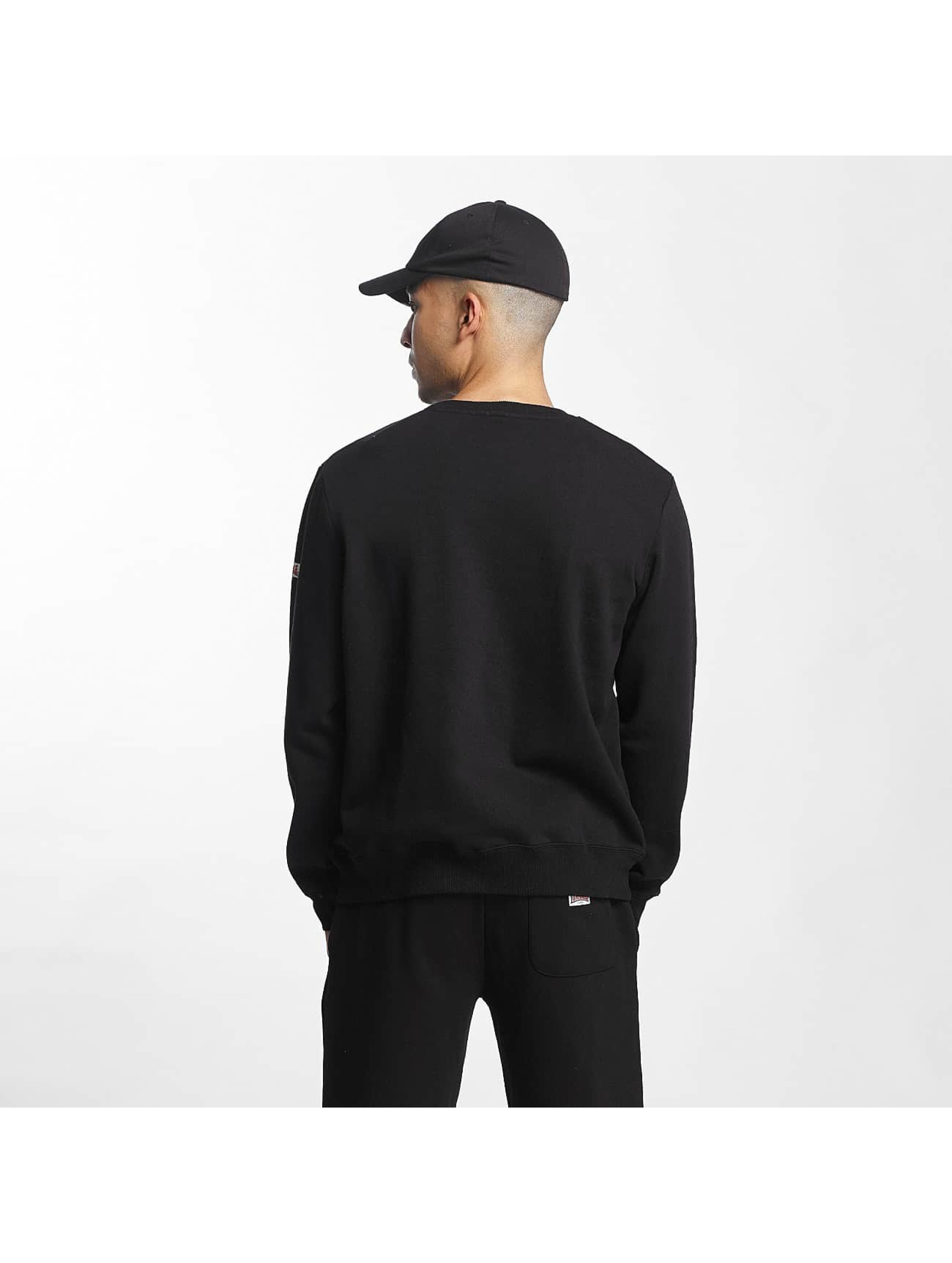 Lonsdale London Sweat & Pull Helston Slim Fit noir