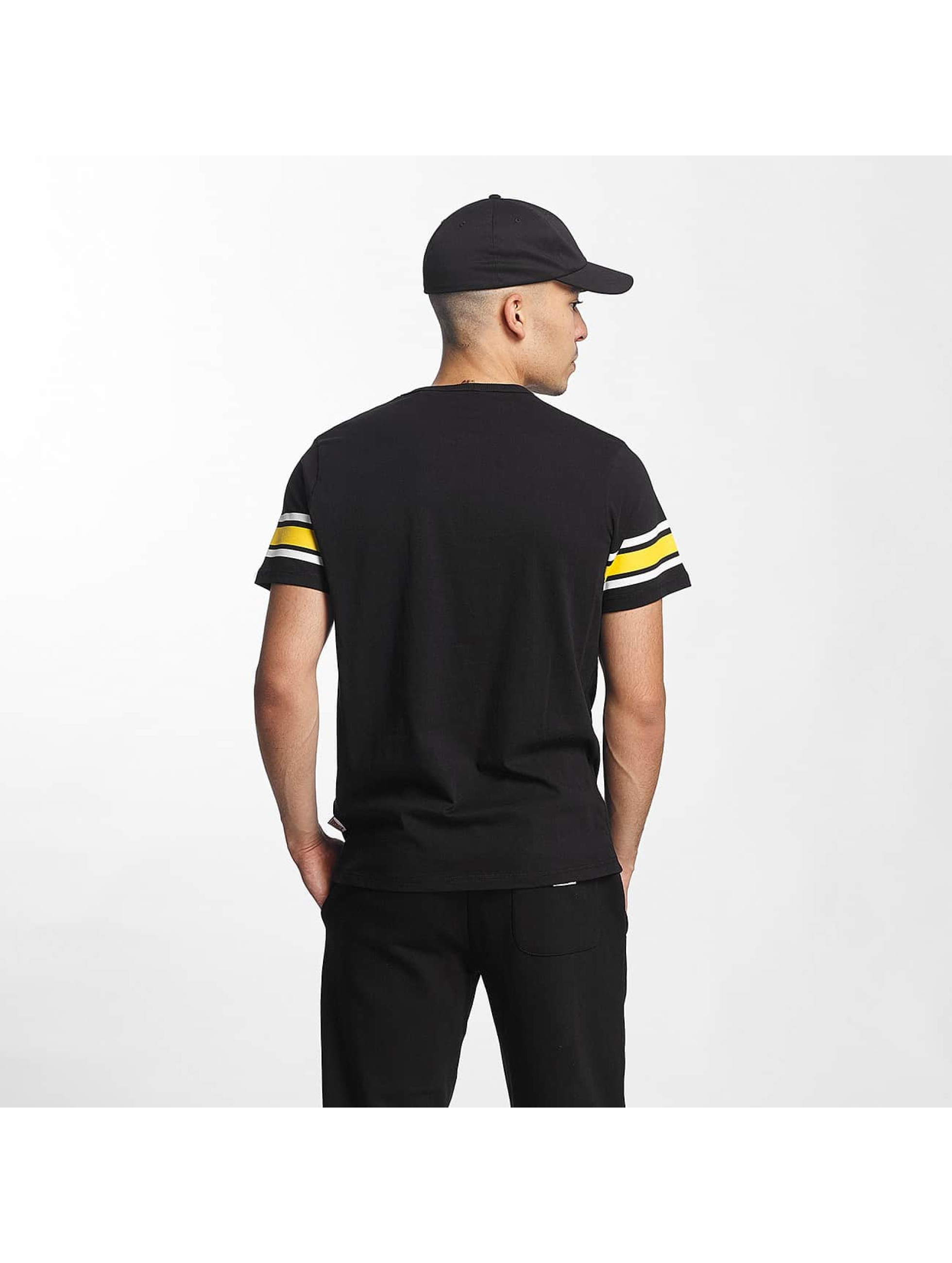 Lonsdale London T-Shirt Congleton Slim Fit noir