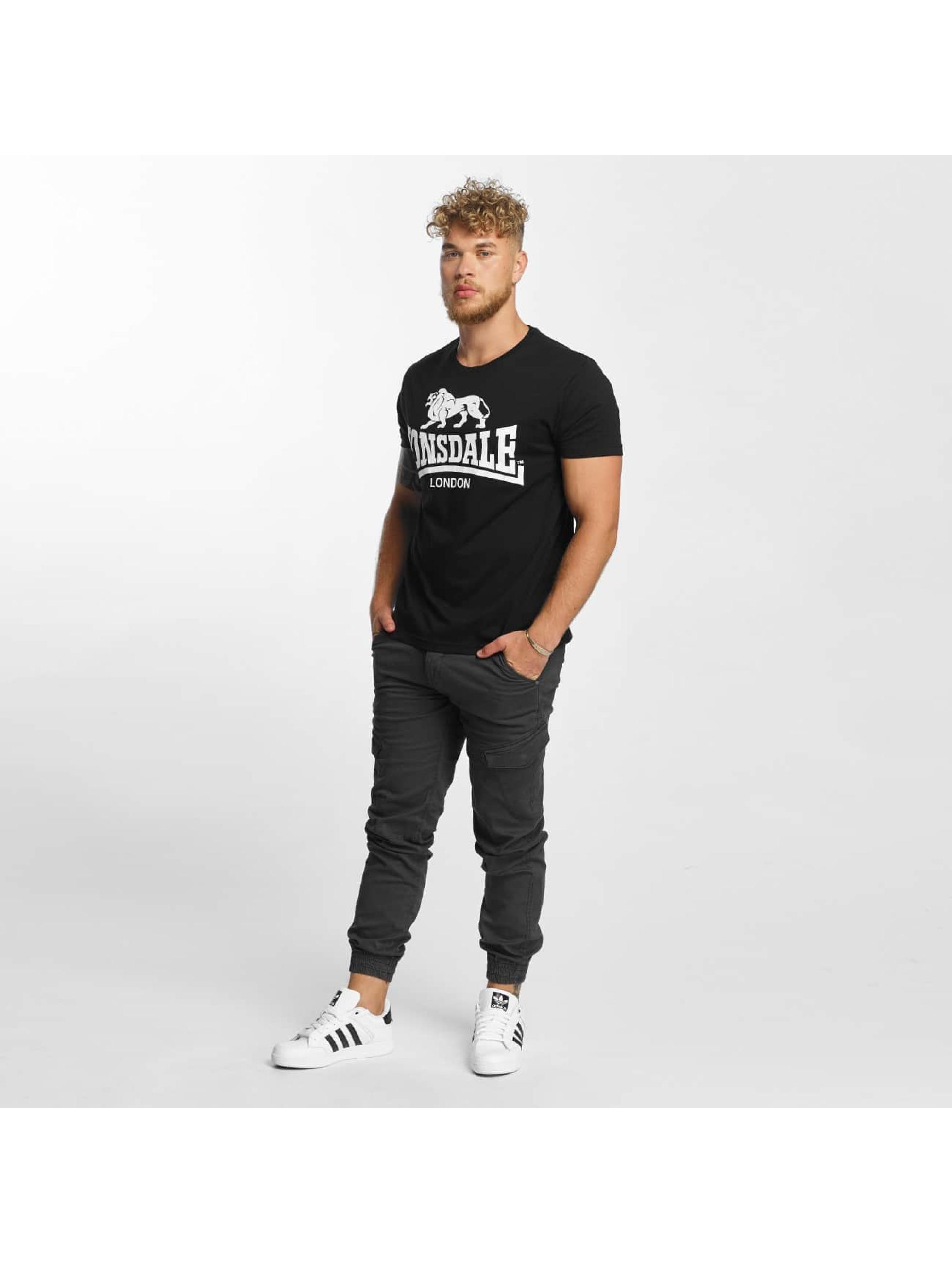 Lonsdale London T-Shirt Caol noir