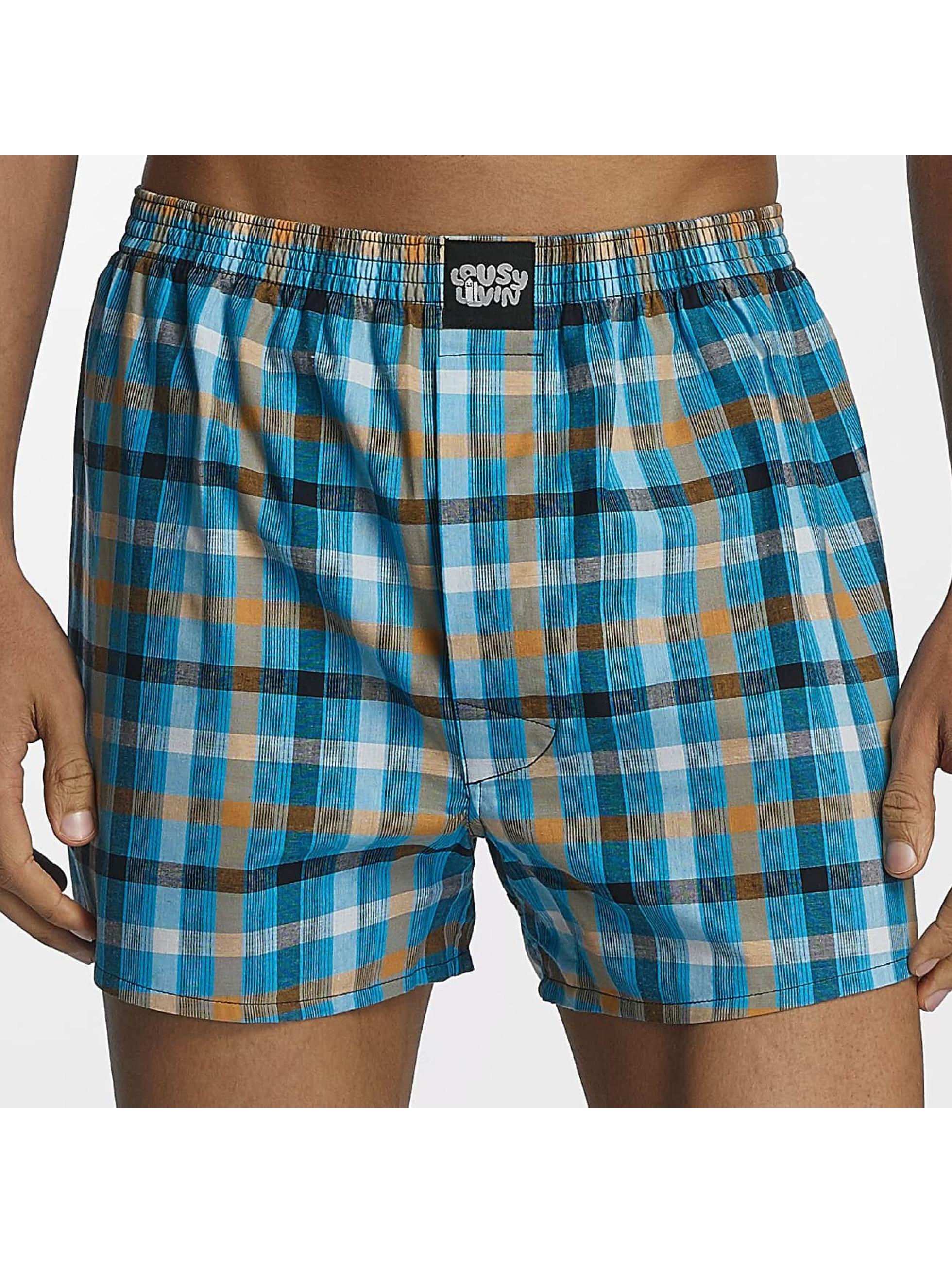 Lousy Livin Boxer 2 Pack bleu