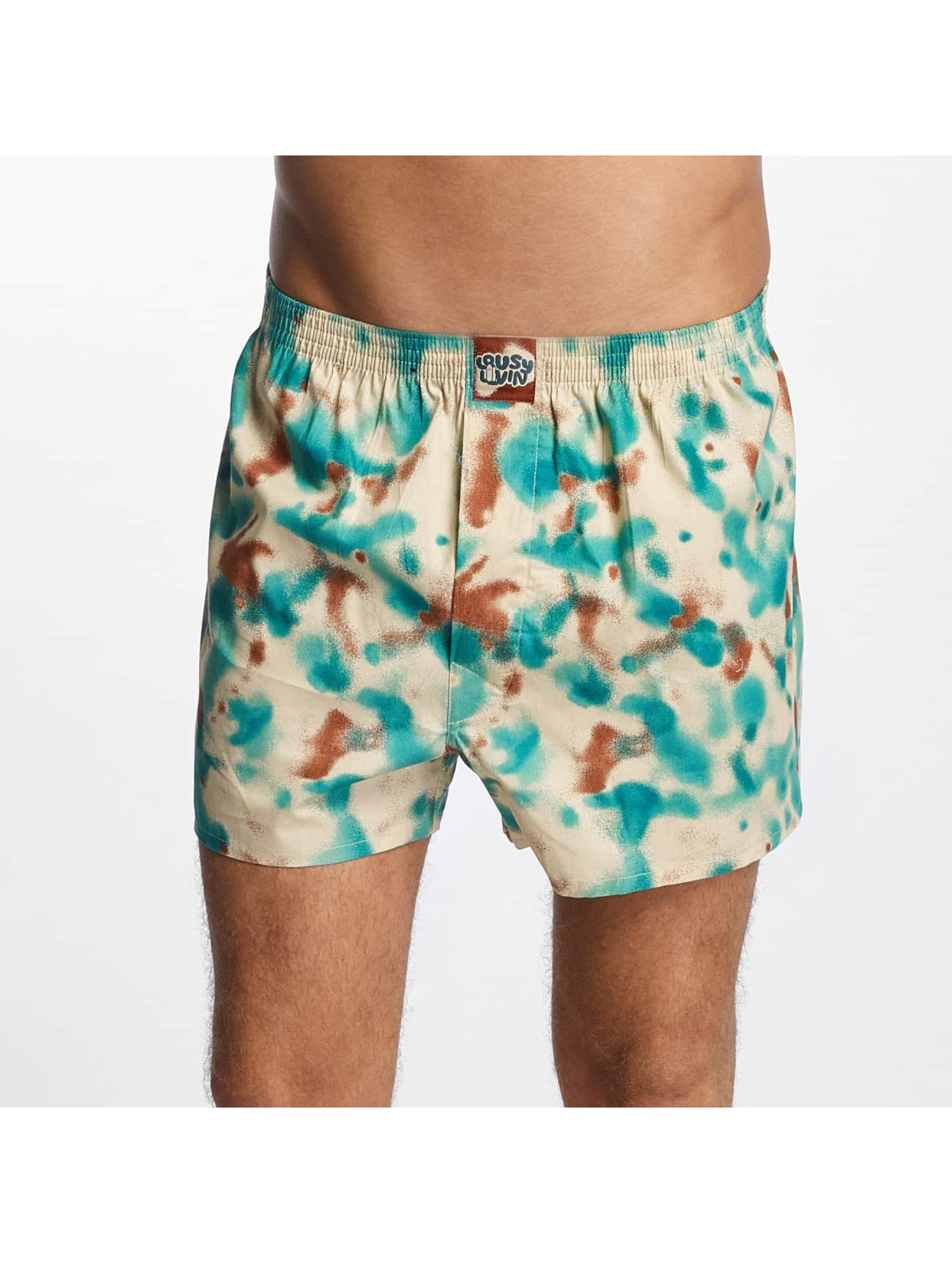 Lousy Livin boxershorts Camouflage beige