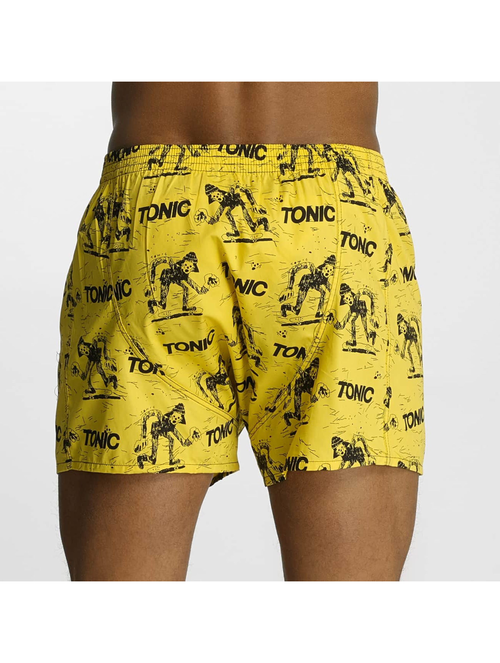 Lousy Livin boxershorts Tonic geel