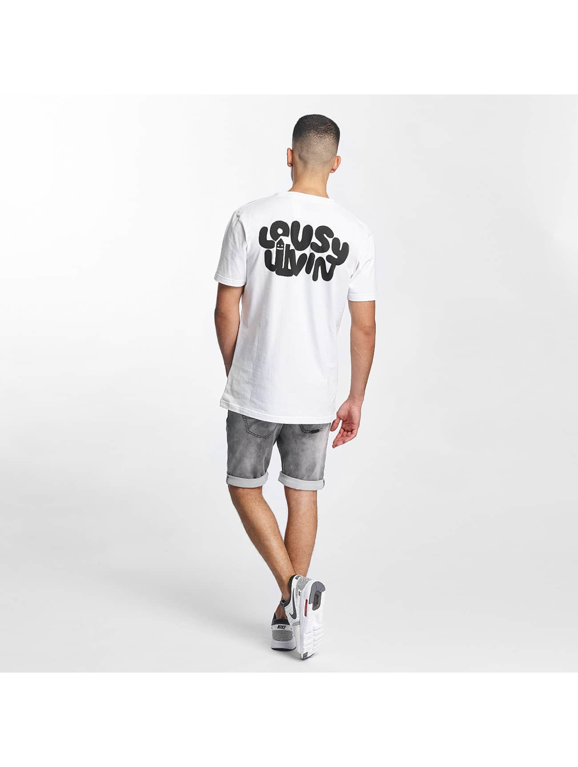 Lousy Livin t-shirt BIGLO wit