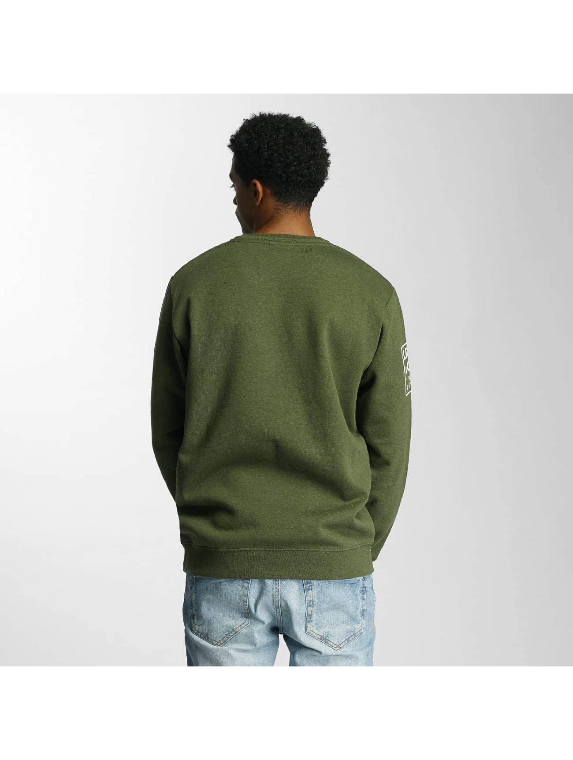 LRG Пуловер Multi Kulture оливковый