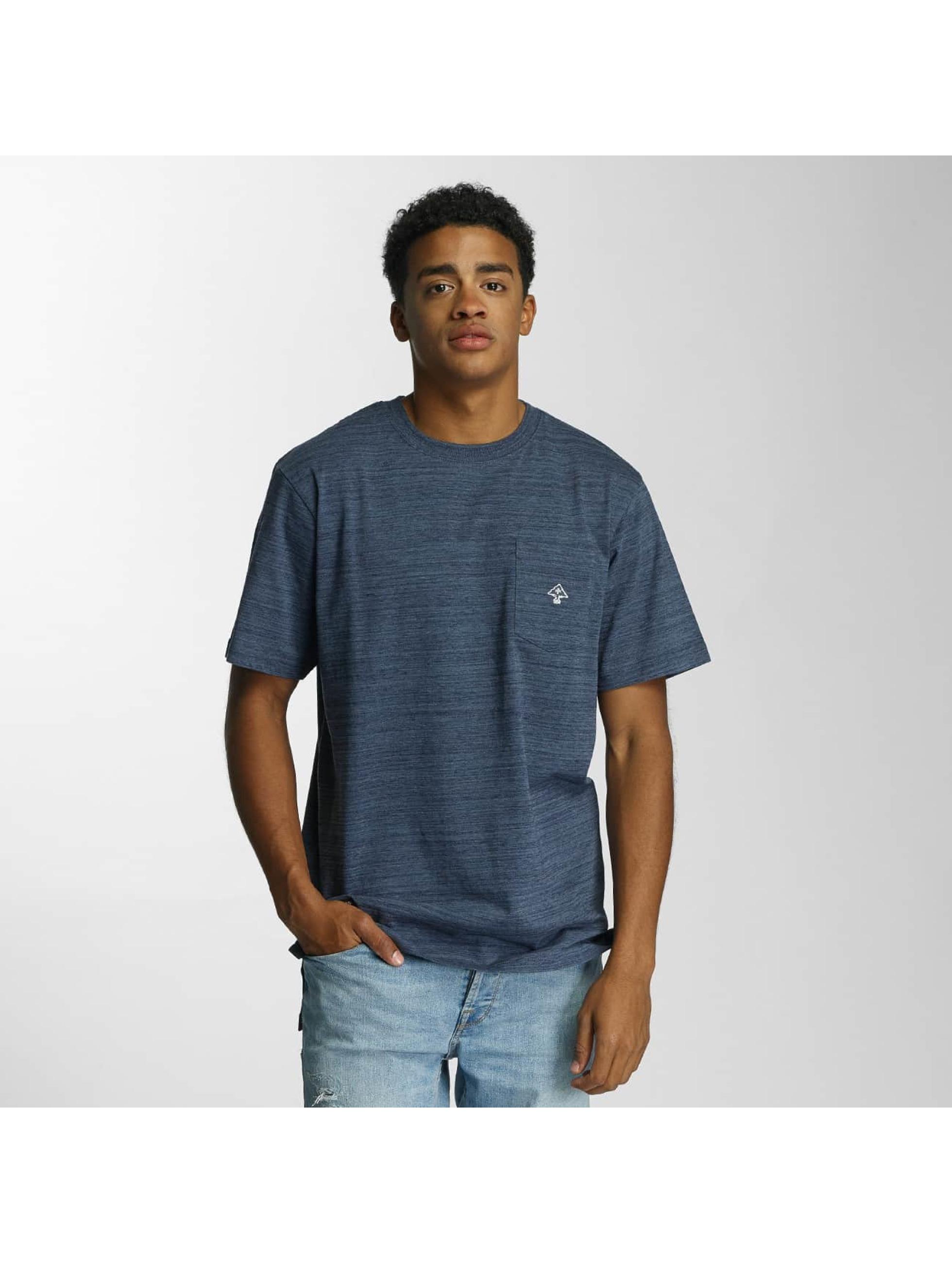 LRG Camiseta All Natural SS Knit azul