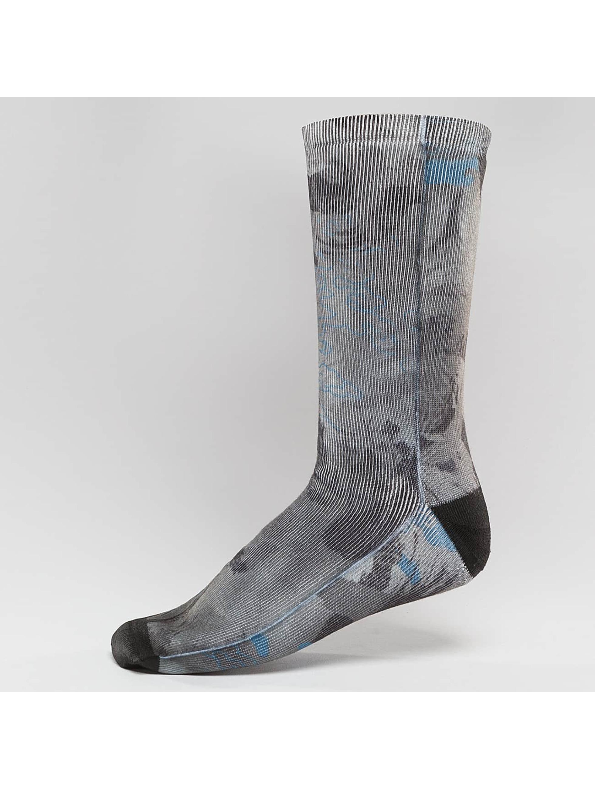 LRG Socks R&D Crew grey