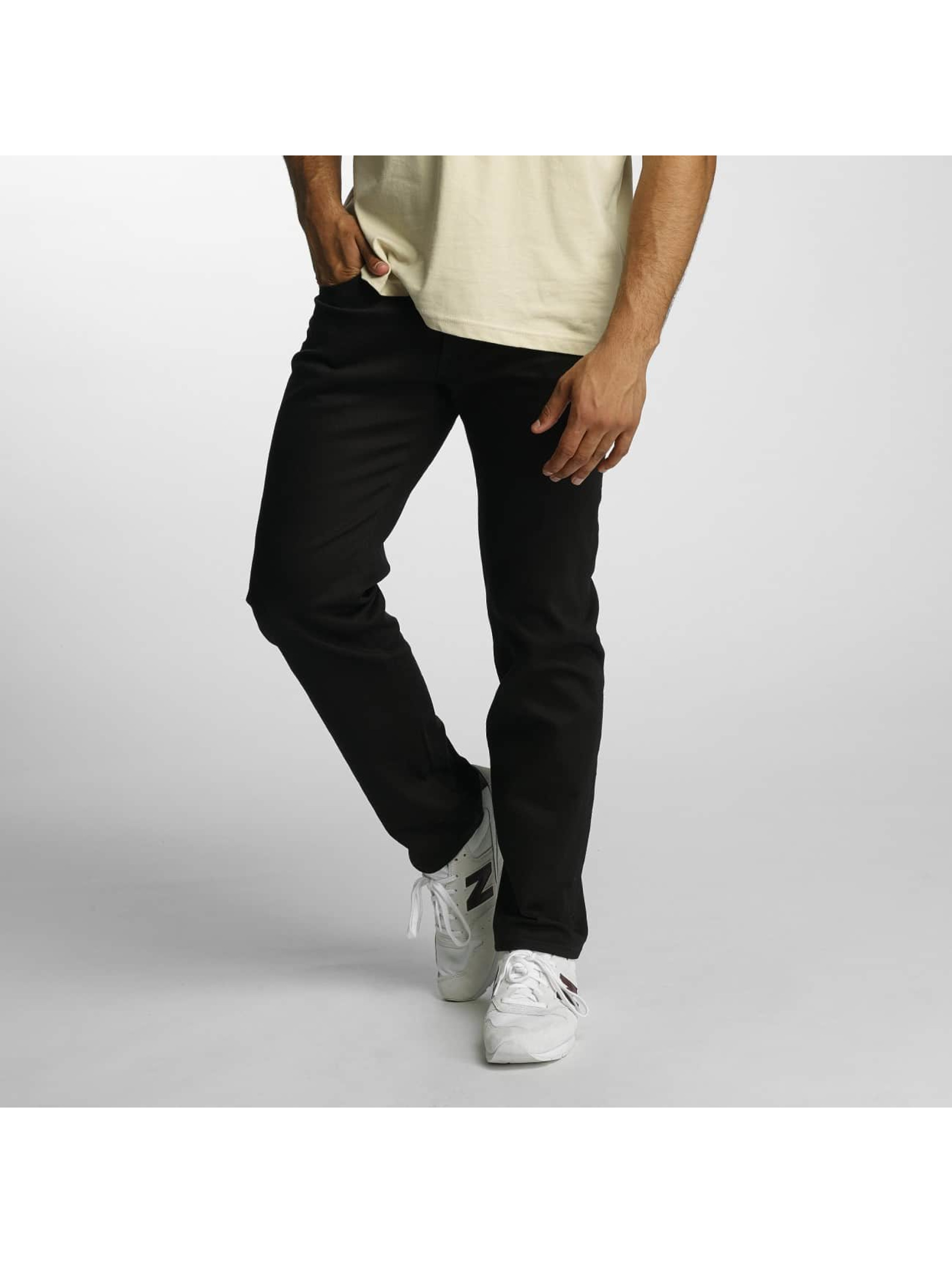 LRG Straight Fit Jeans Research Collection svart