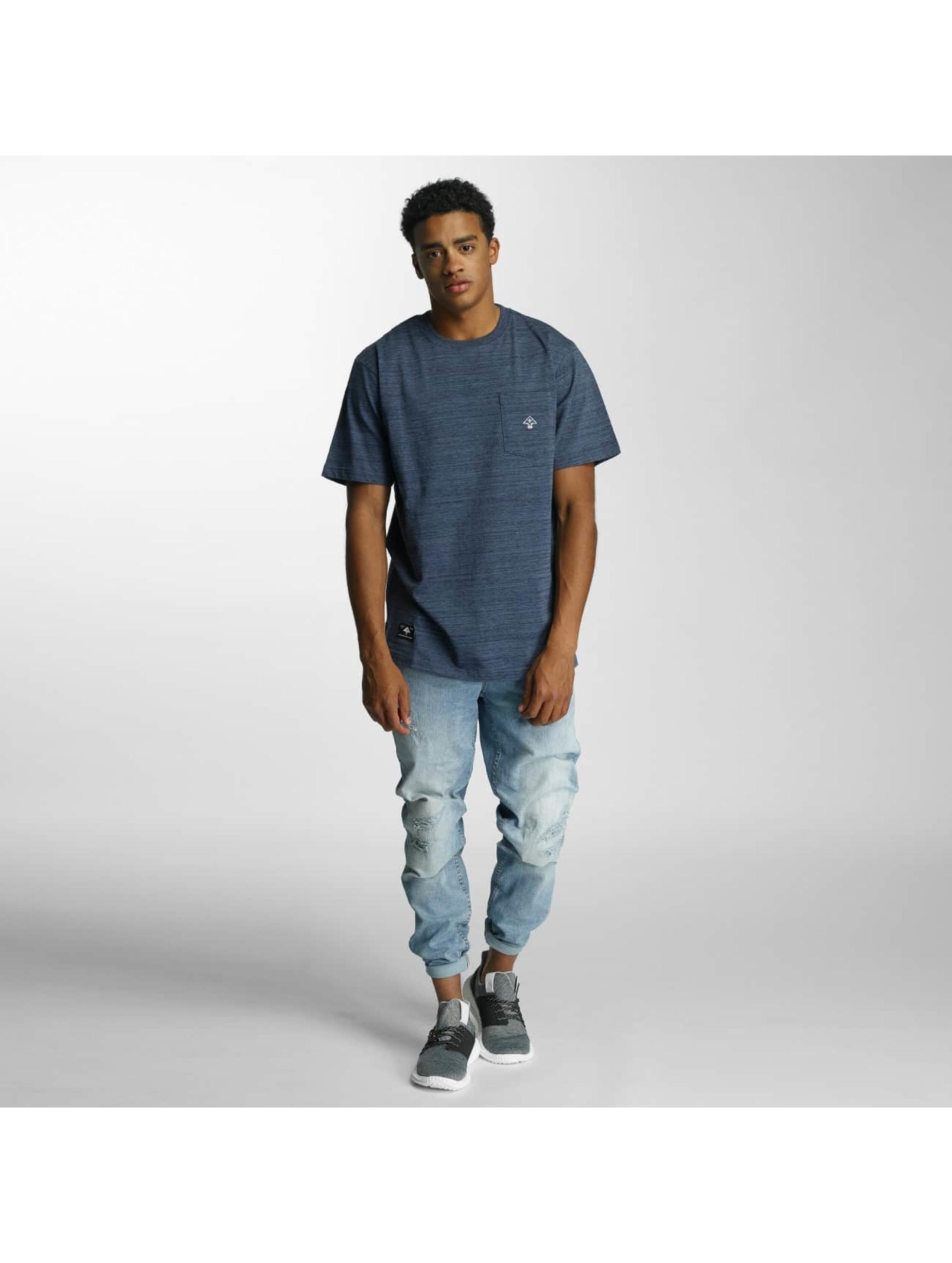 LRG t-shirt All Natural SS Knit blauw