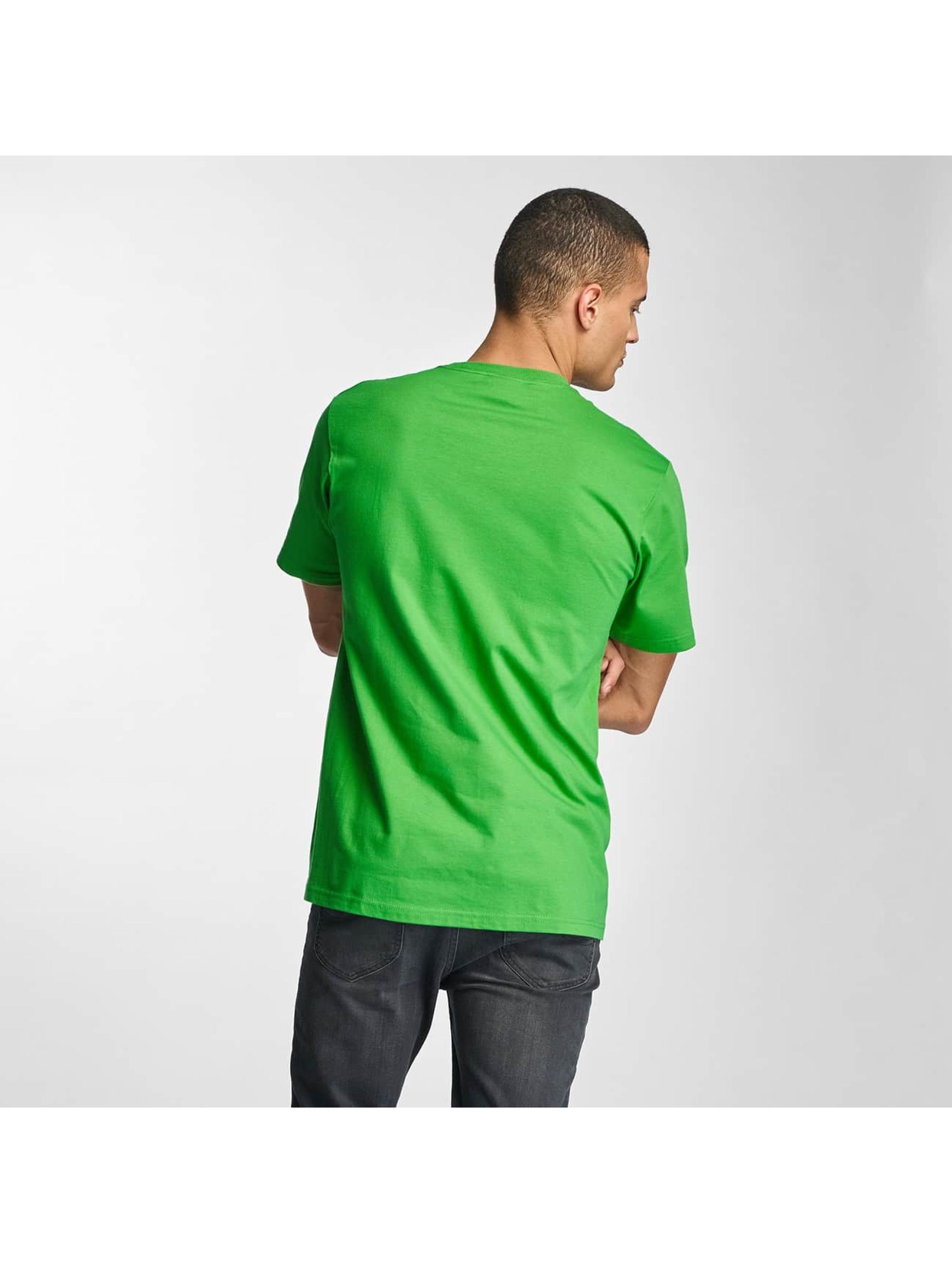 LRG t-shirt Illusion groen